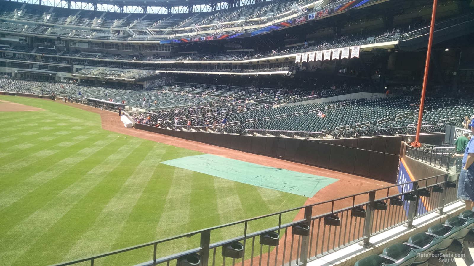 Citi Field Wheelchair Seating Policy Brokeasshome Com