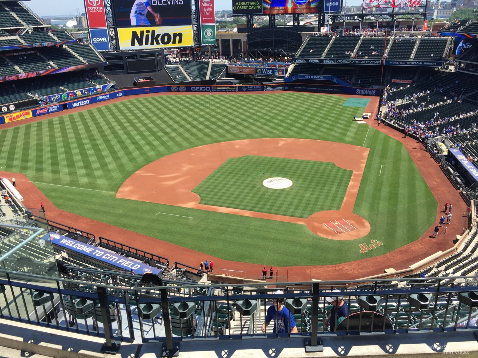 Citi Field Section 518 - RateYourSeats.com