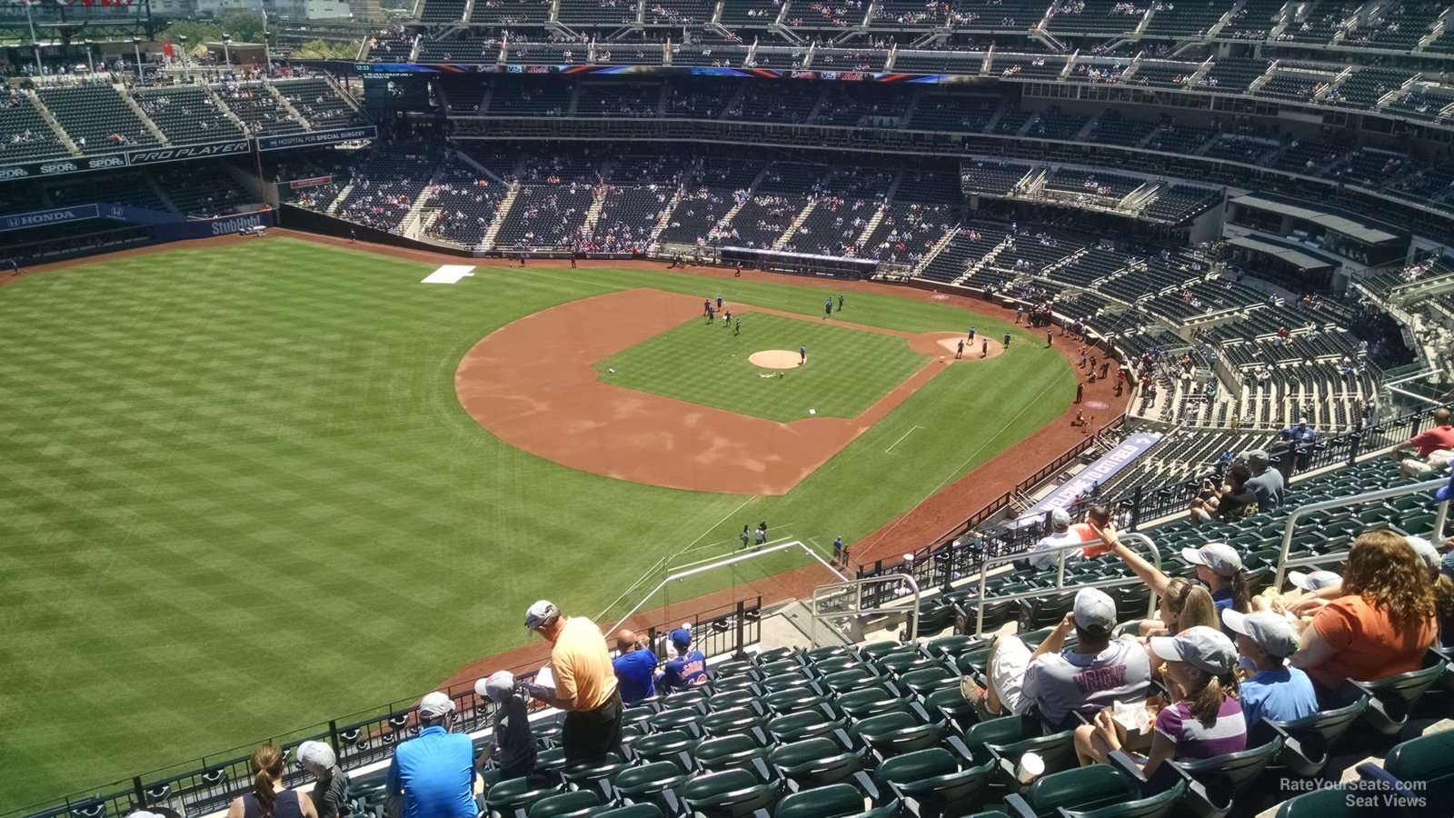 Citi Field Section 527 - RateYourSeats.com