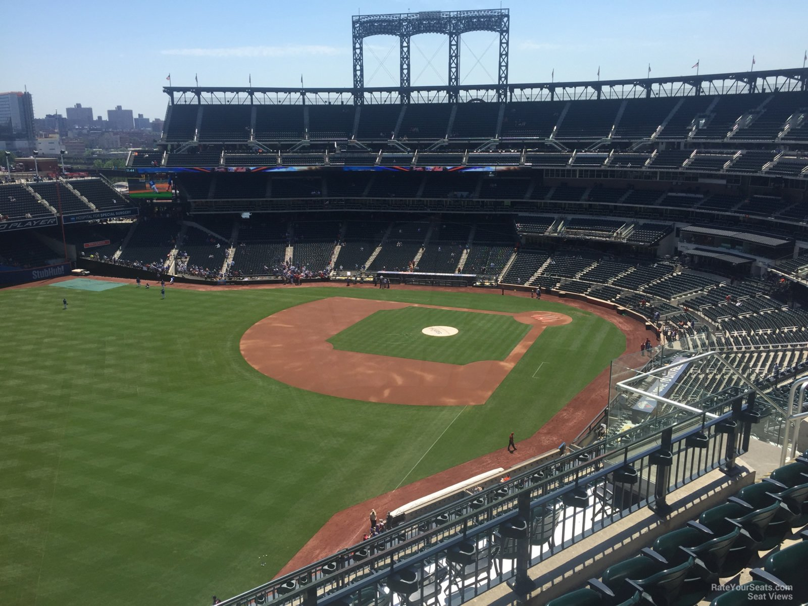 Section 528 at Citi Field - RateYourSeats.com