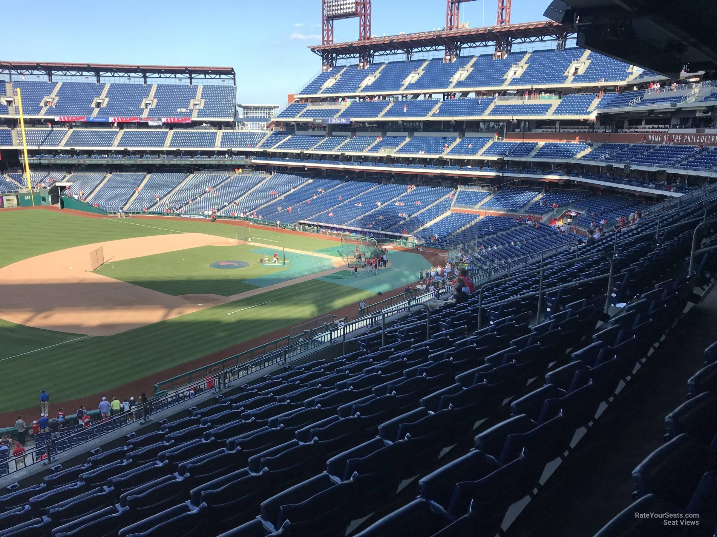 Citizens Bank Park Section 232 Philadelphia Phillies