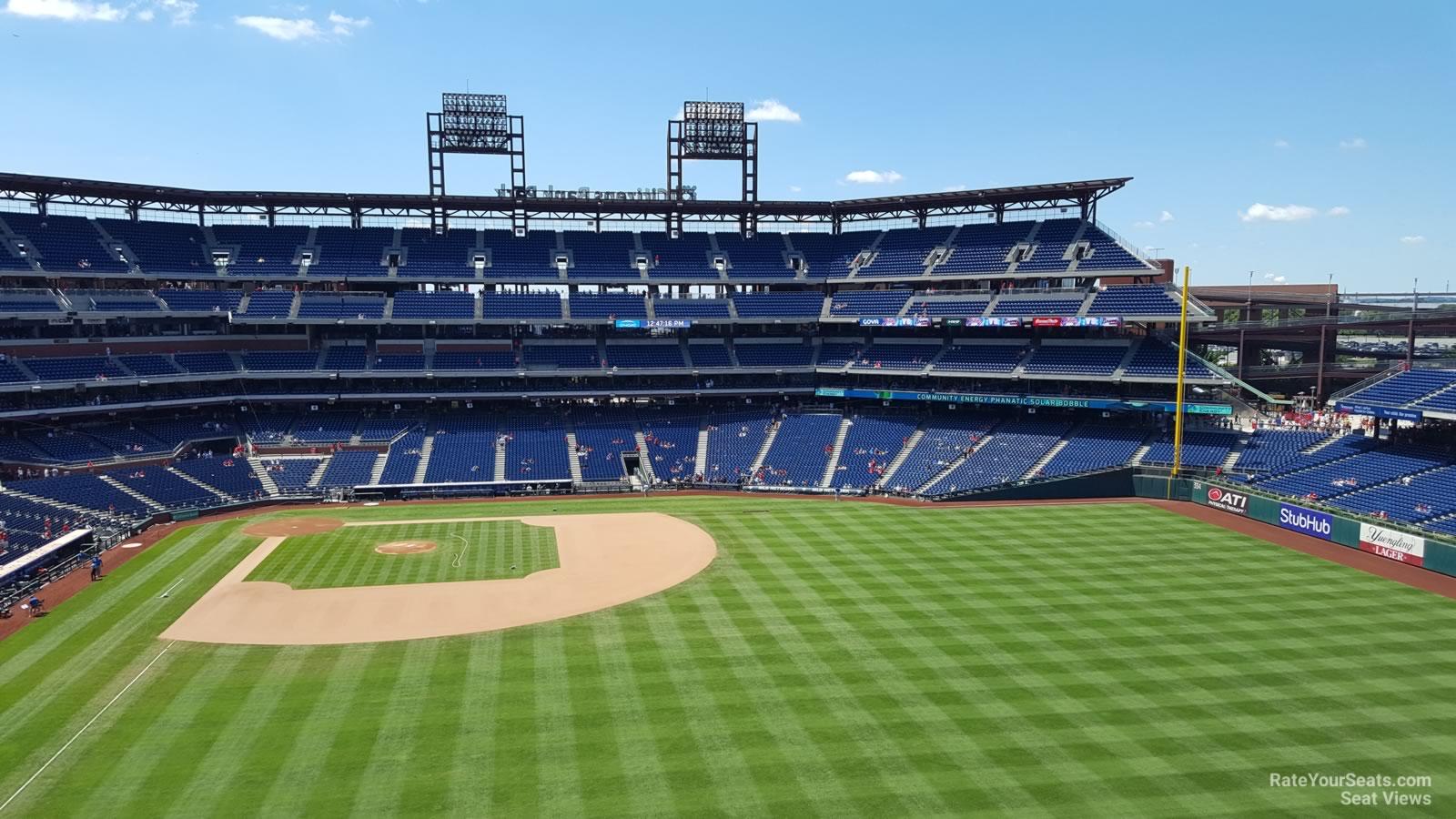 Citizens Bank Park Section 303 Philadelphia Phillies