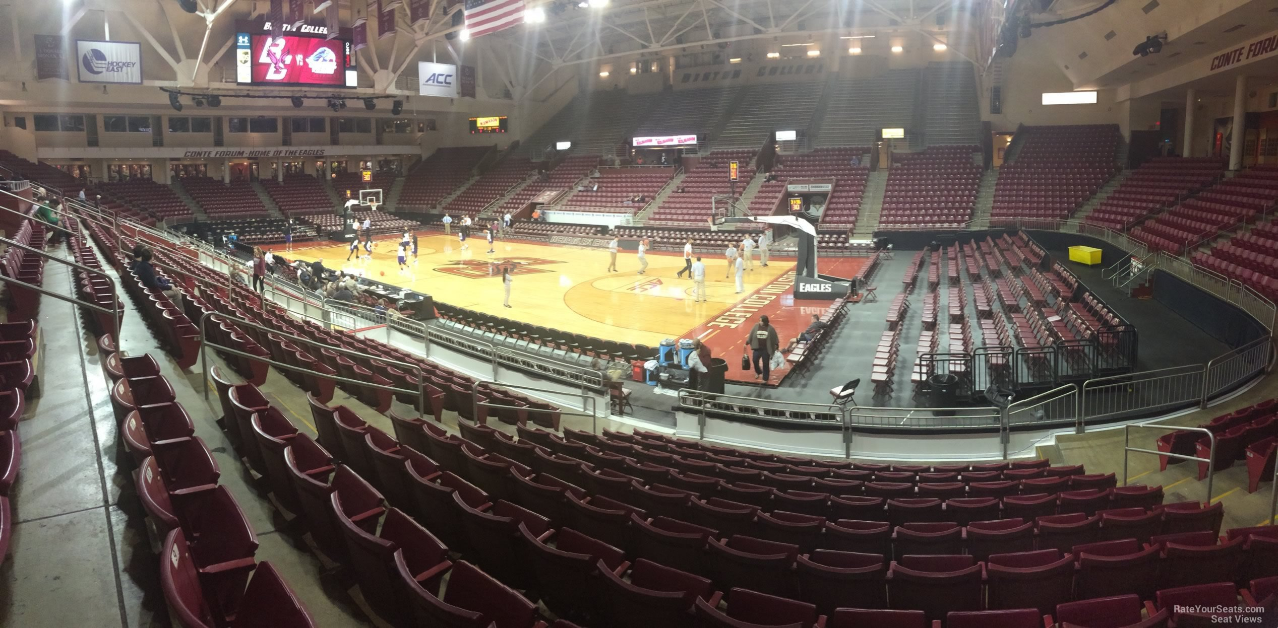 Conte forum section j rateyourseats com