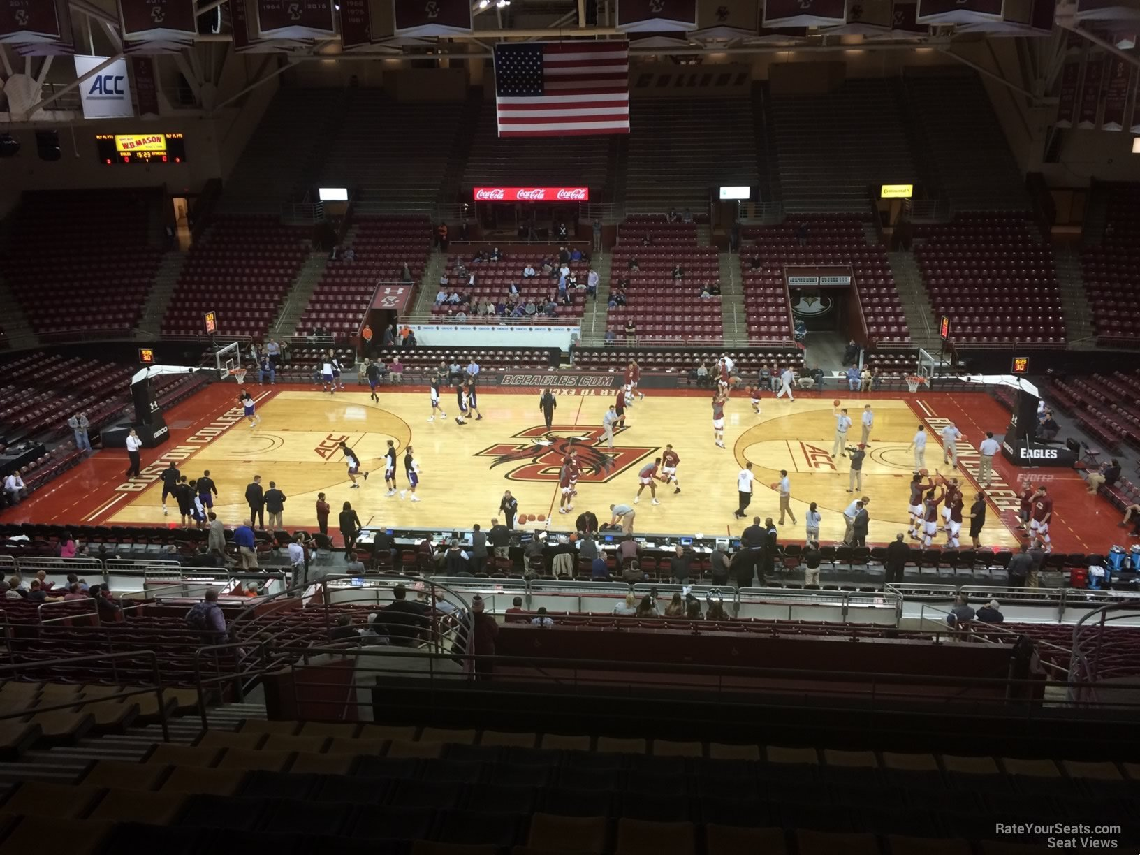 Conte forum section ll rateyourseats com