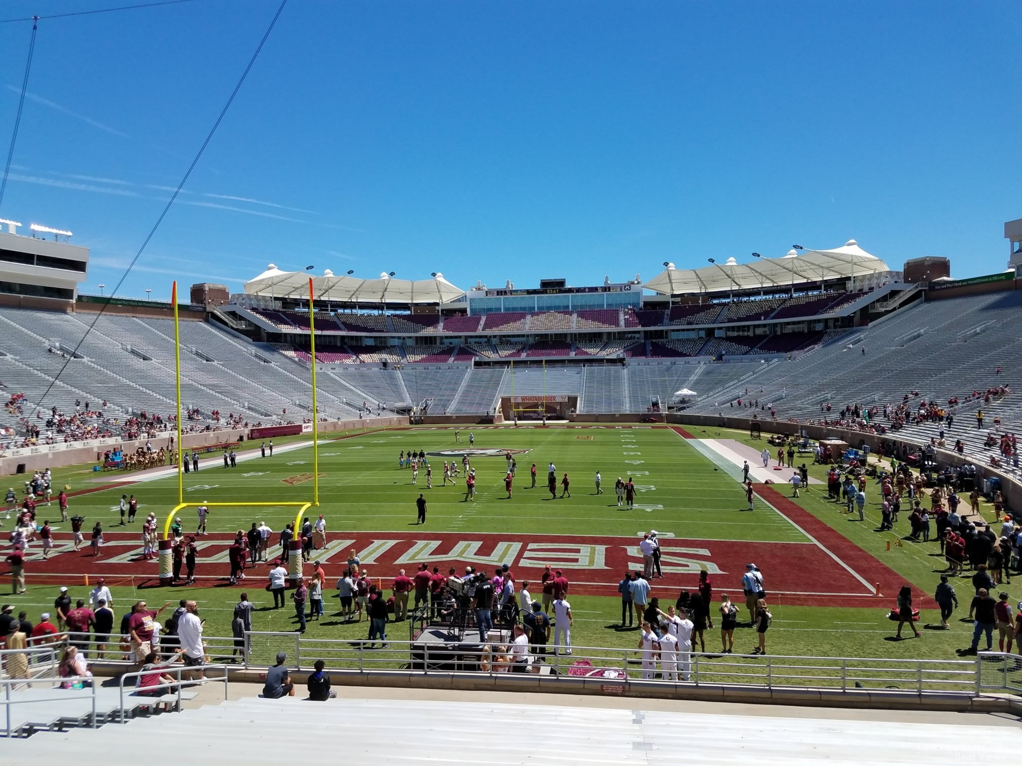 Section 41 seat view