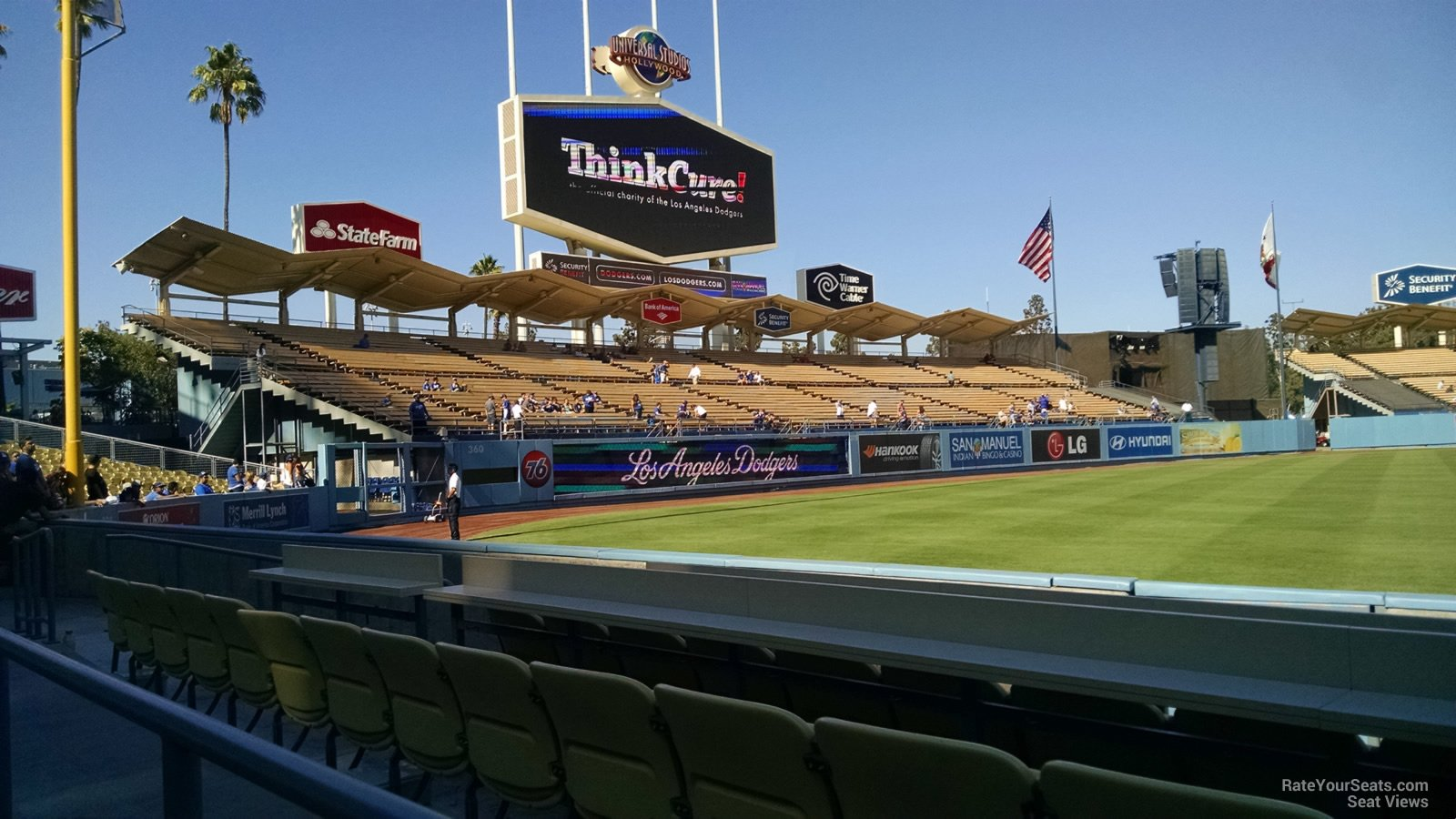 How To Get To Dodger Stadium Without A Car