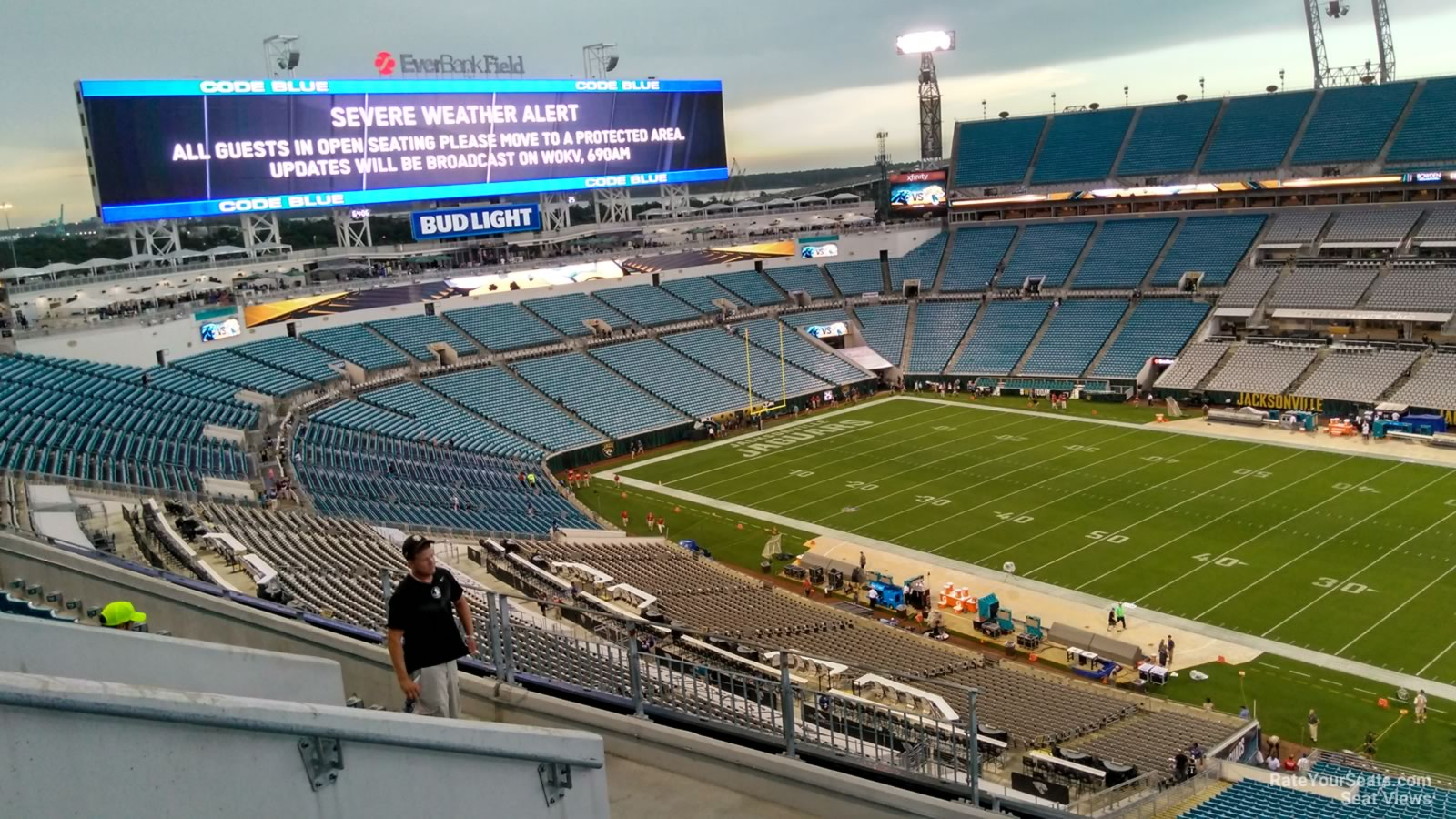 Section 405 seat view