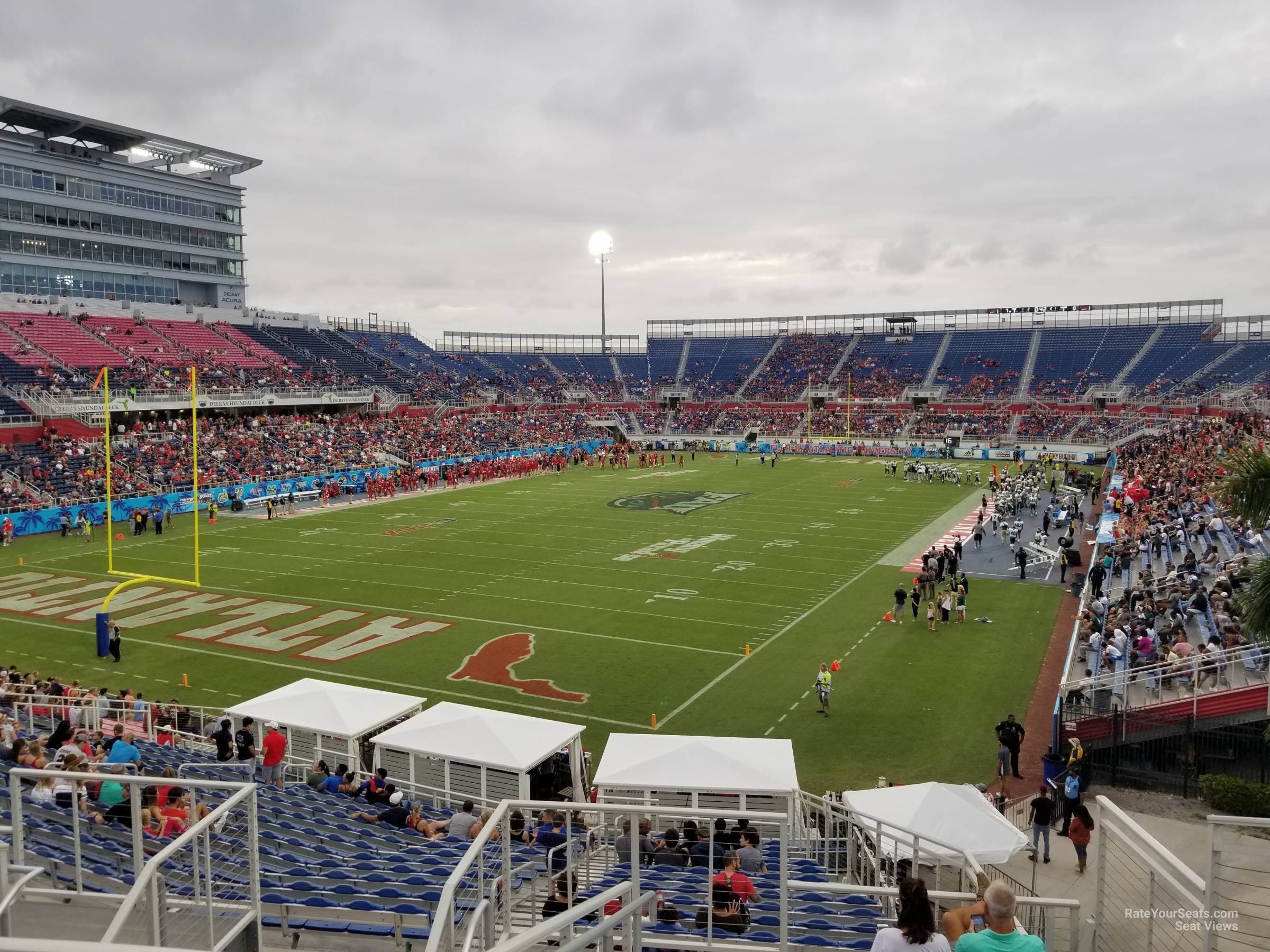 Section 231 seat view