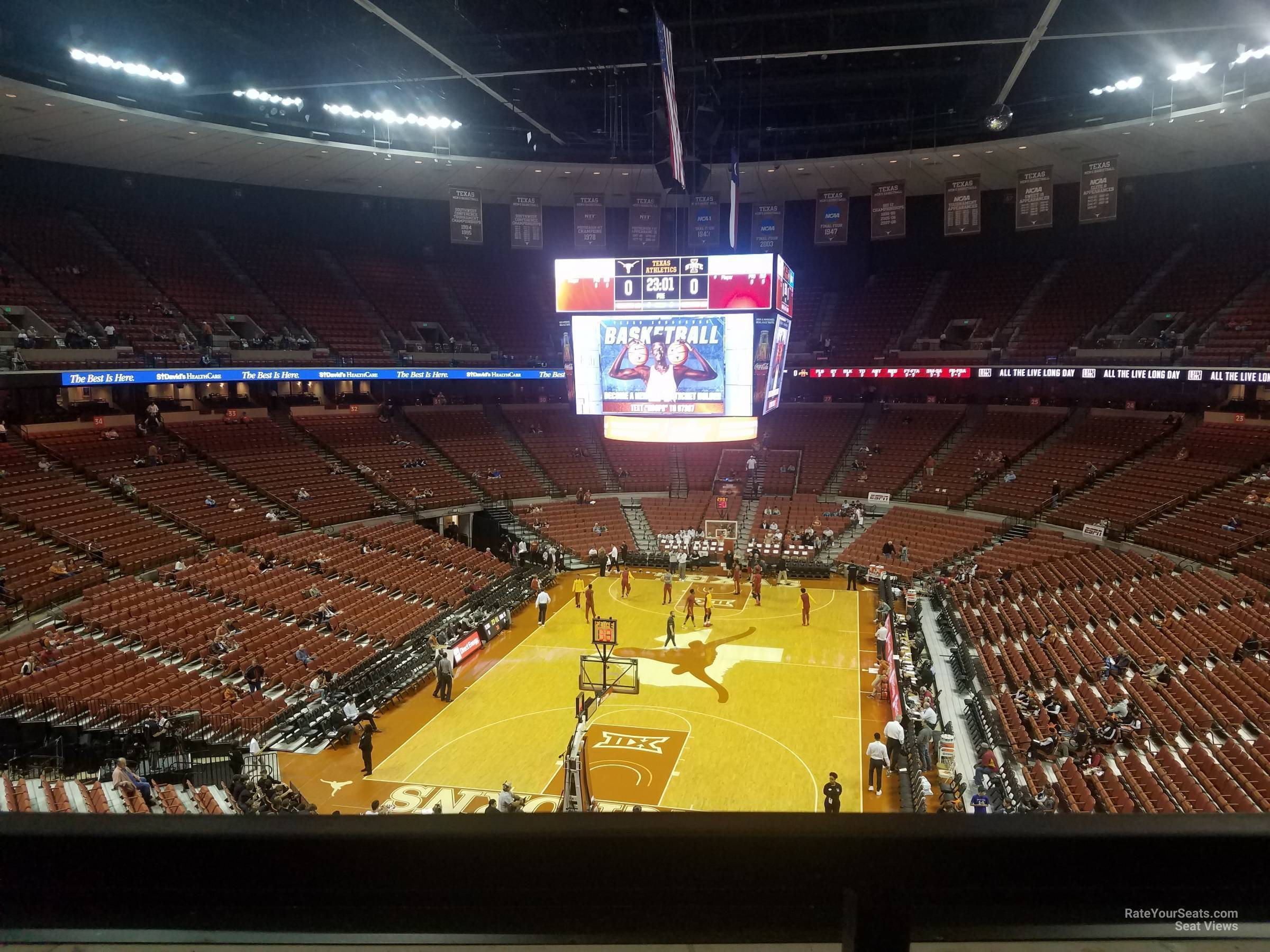 Section 88 seat view