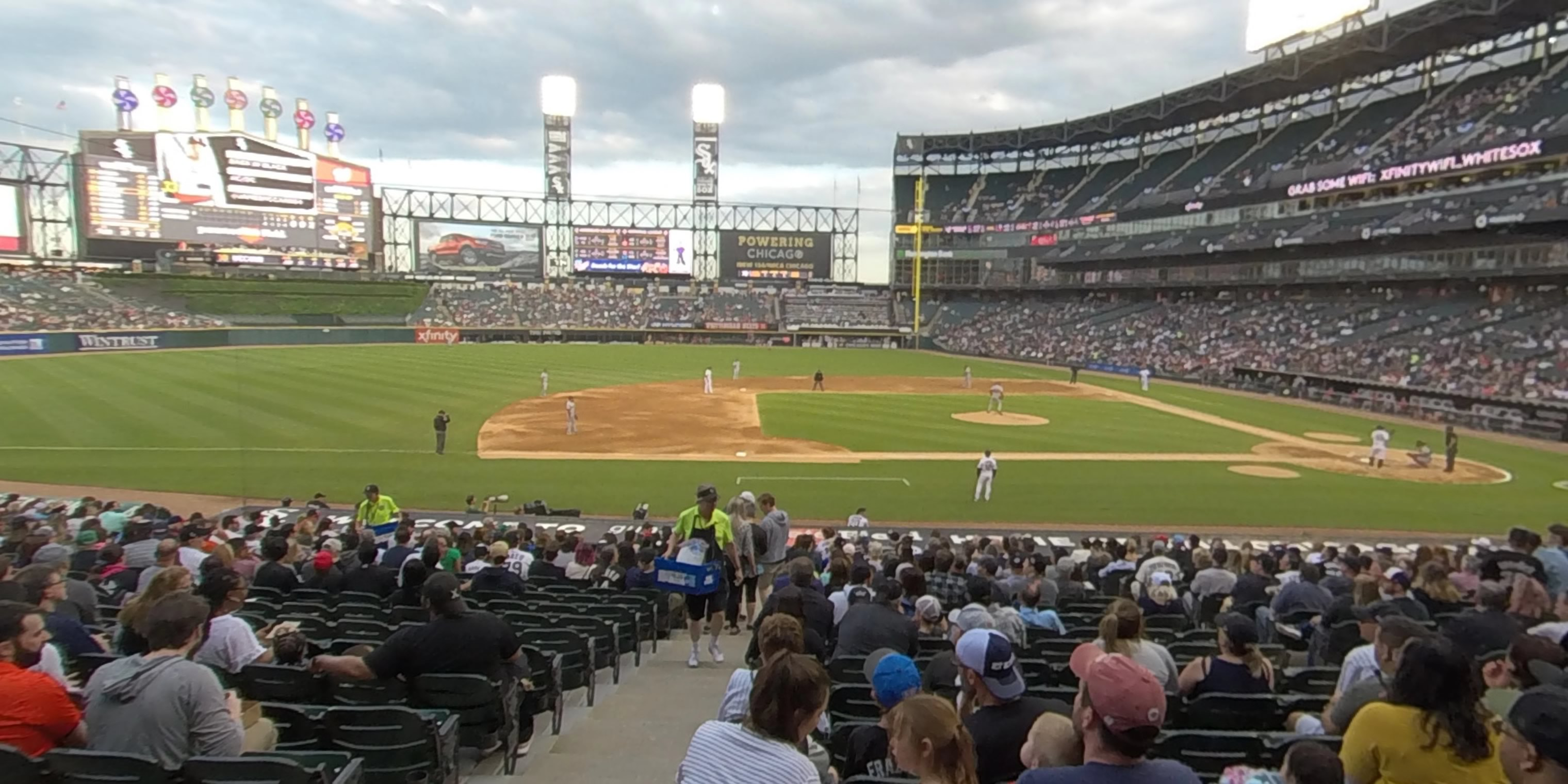 360° Photo From Guaranteed Rate Field Section 140