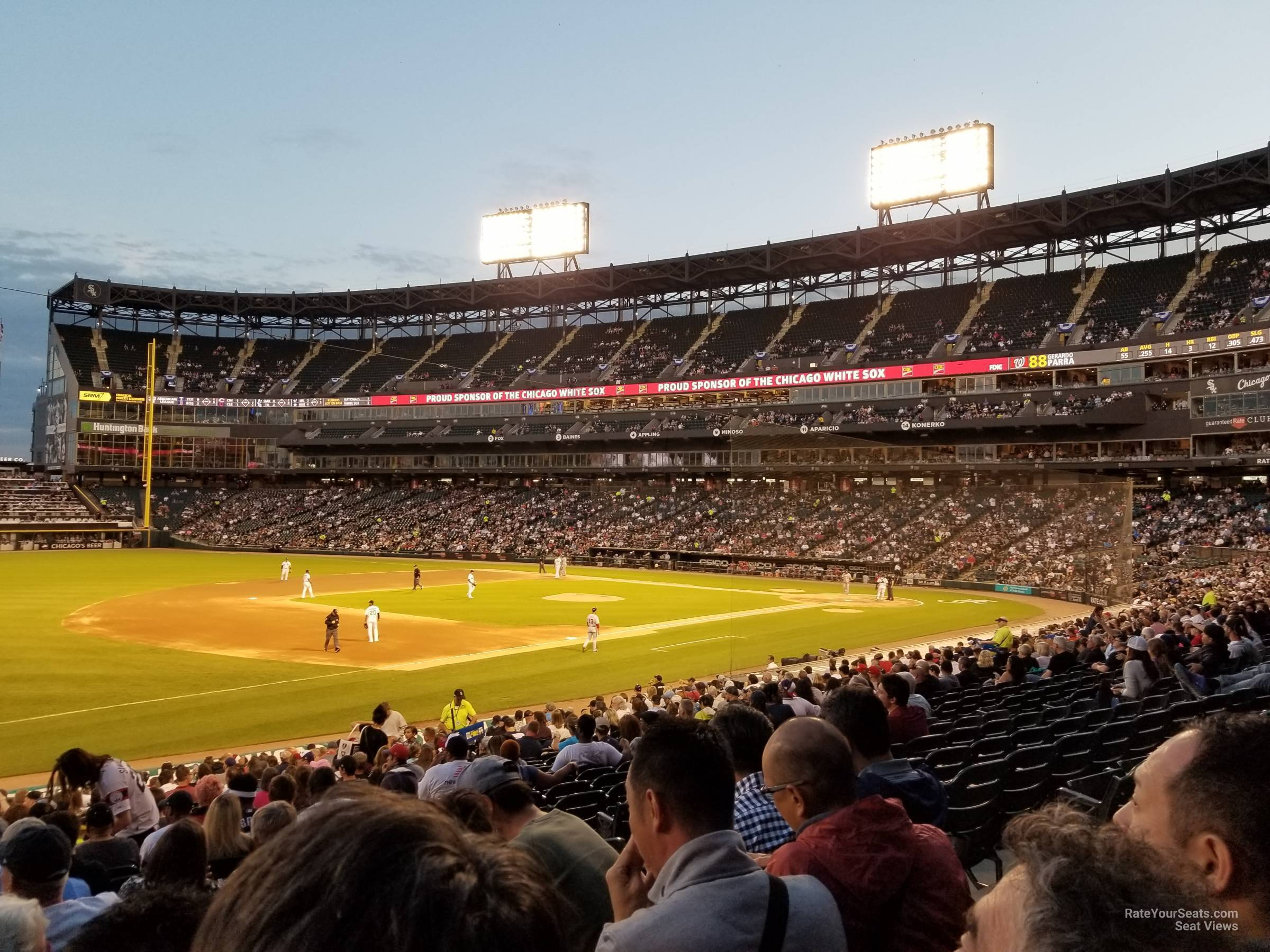 Section 146 seat view