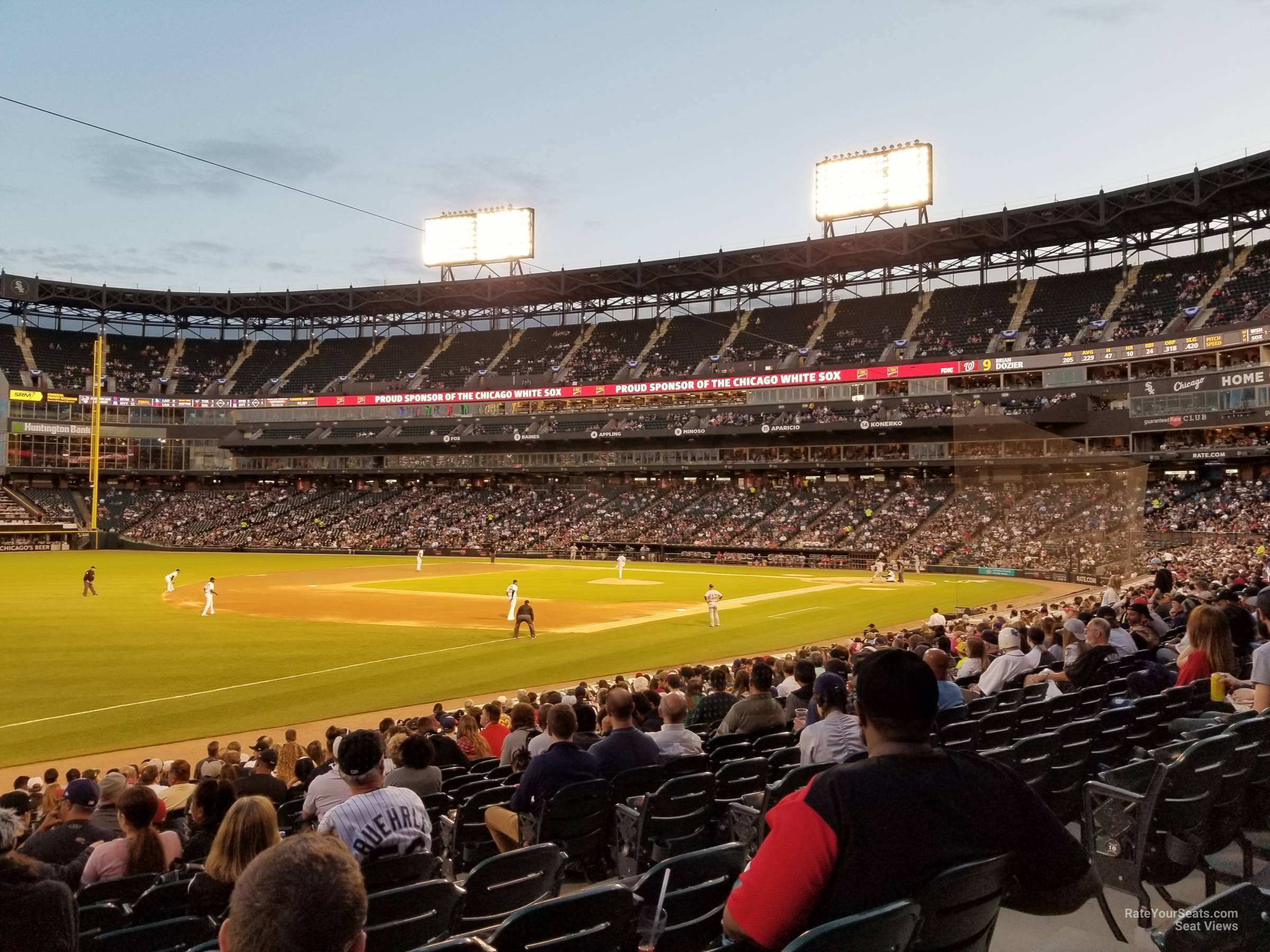 Section 148 seat view