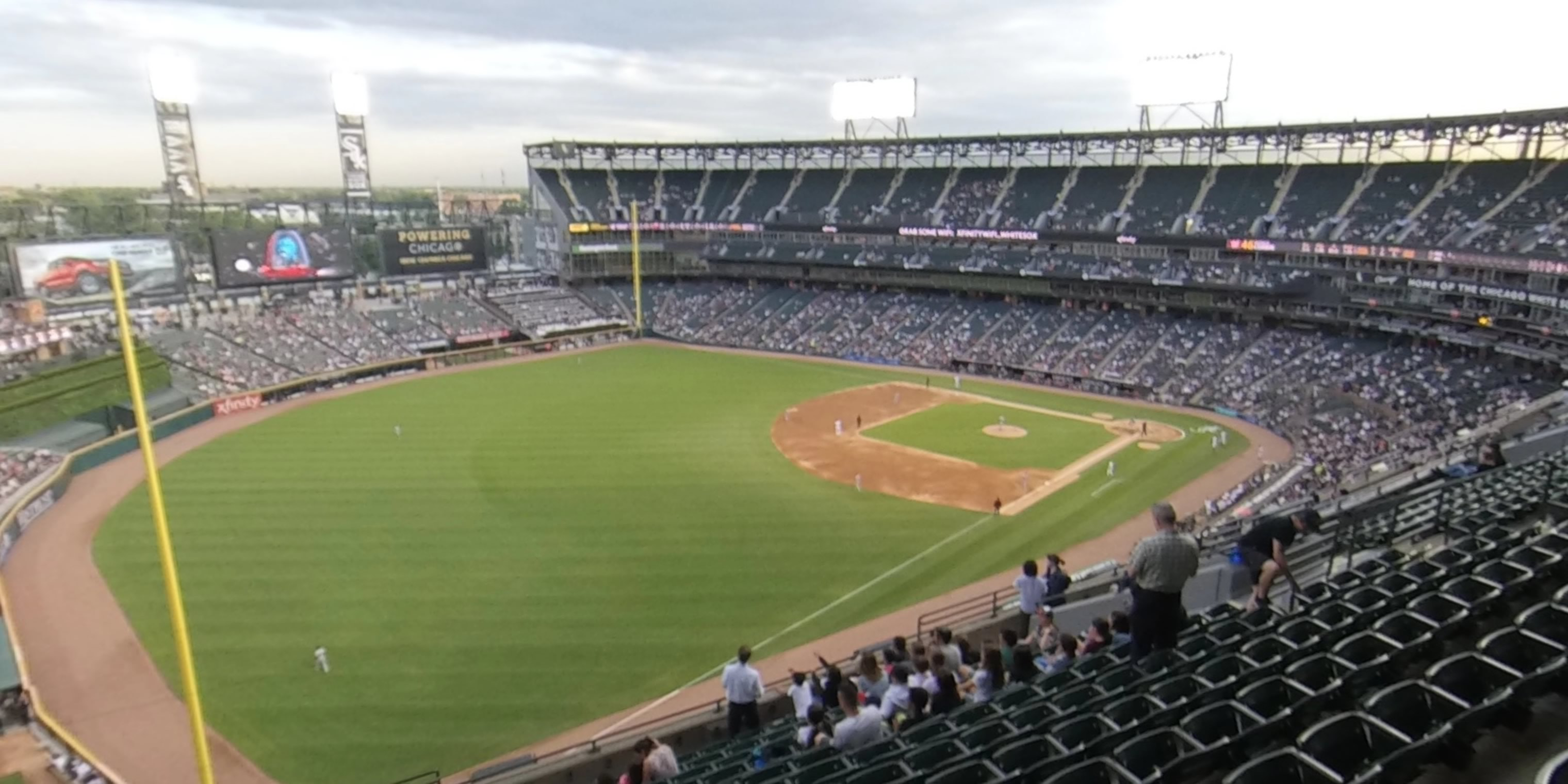 360° Photo From Guaranteed Rate Field Section 552