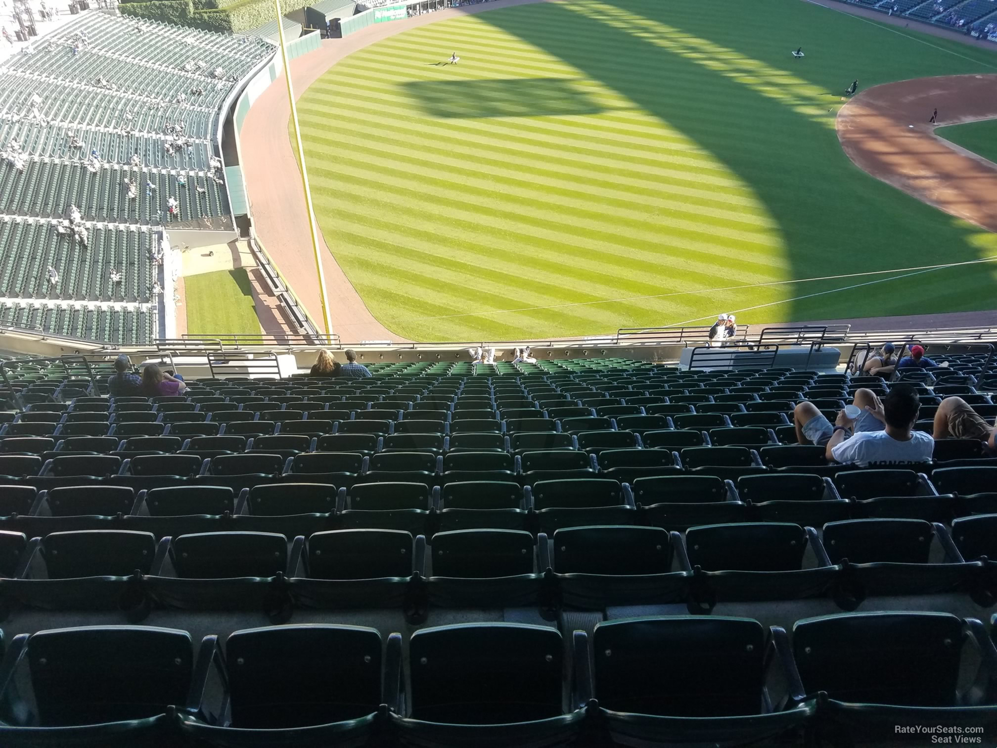 Guaranteed Rate Field Section 552 Seats