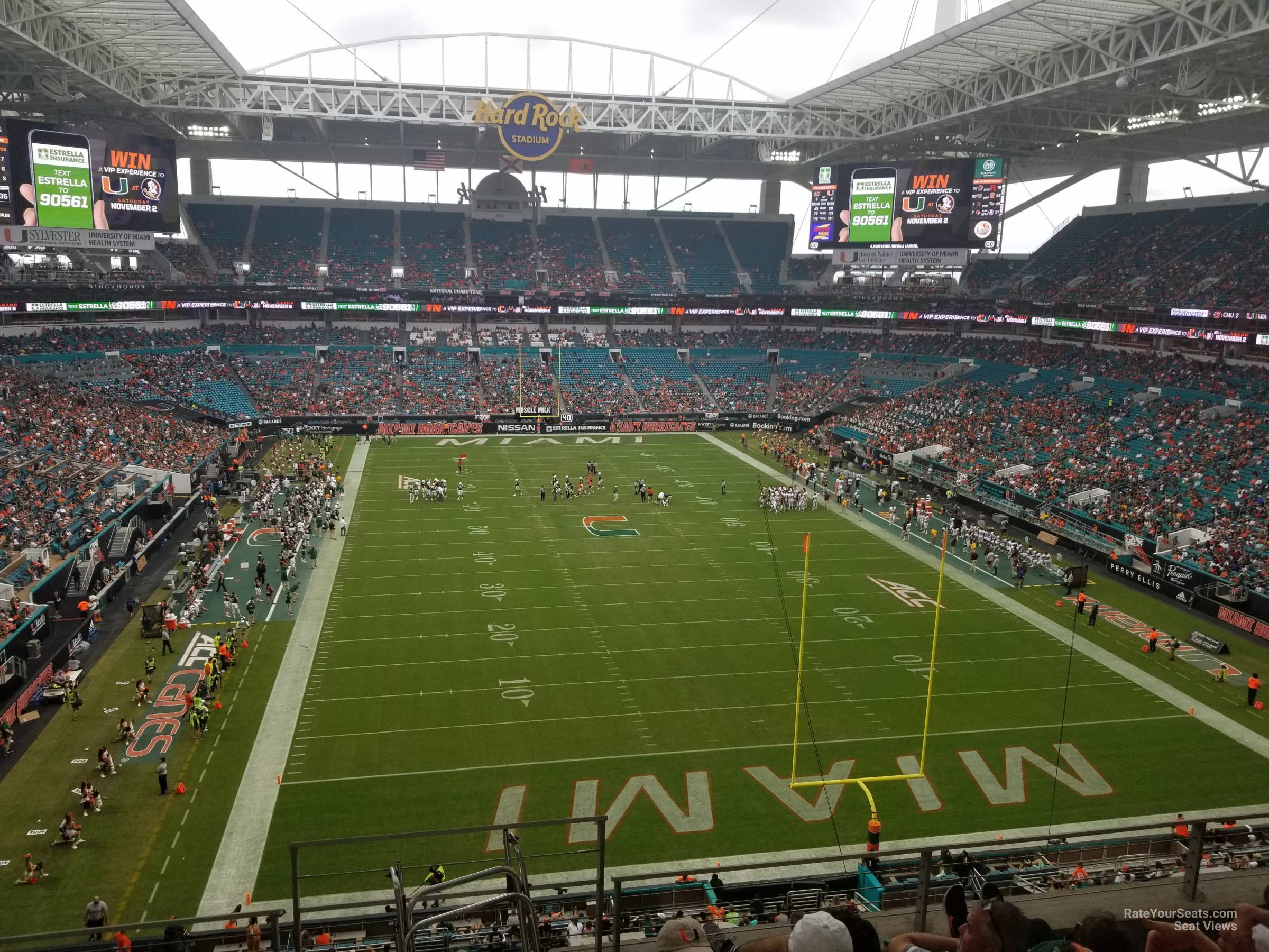 Section 333 seat view