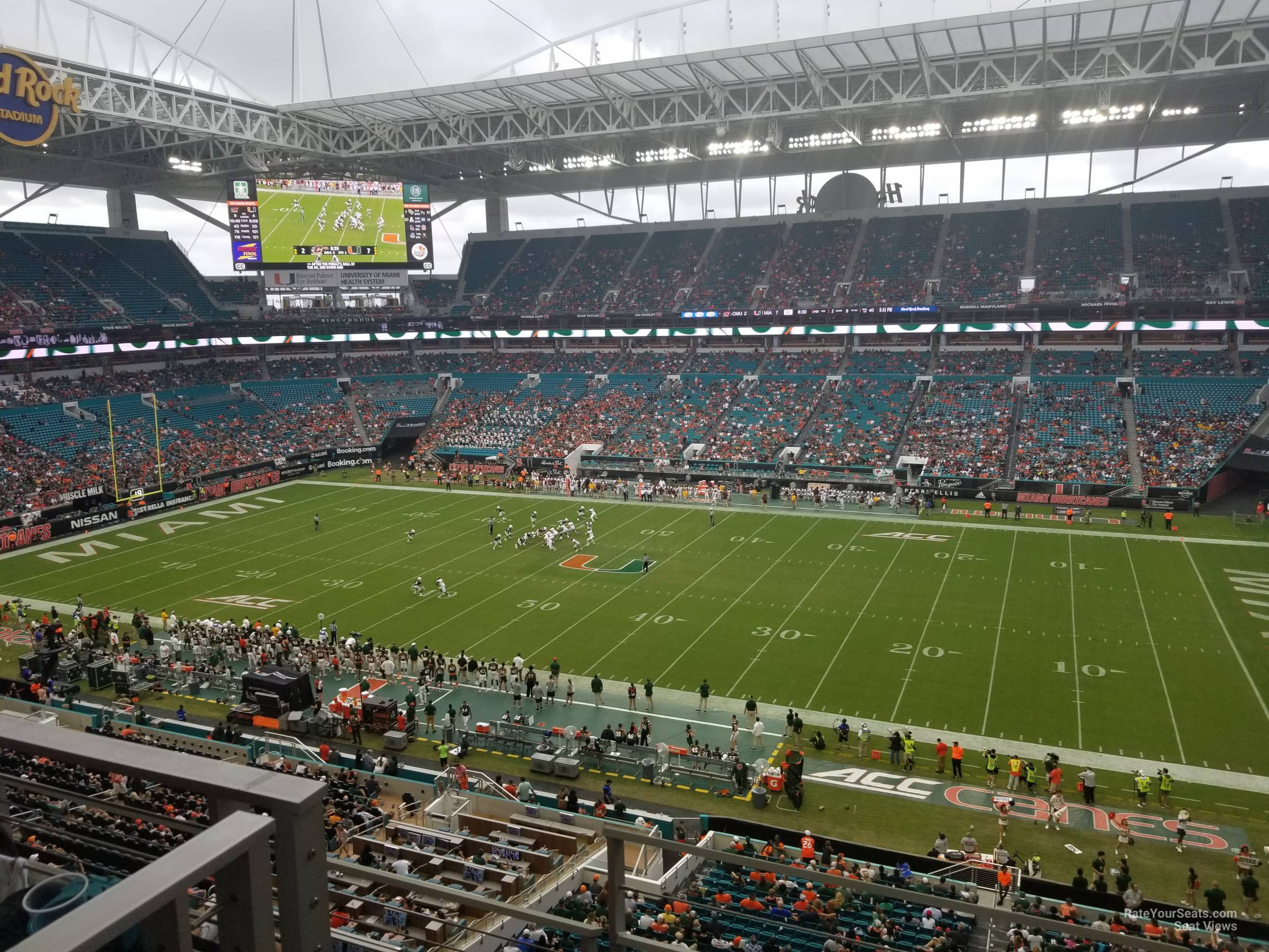 Section 343 seat view