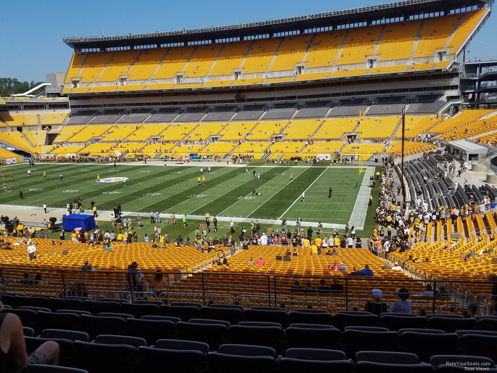 Heinz Field Section 239