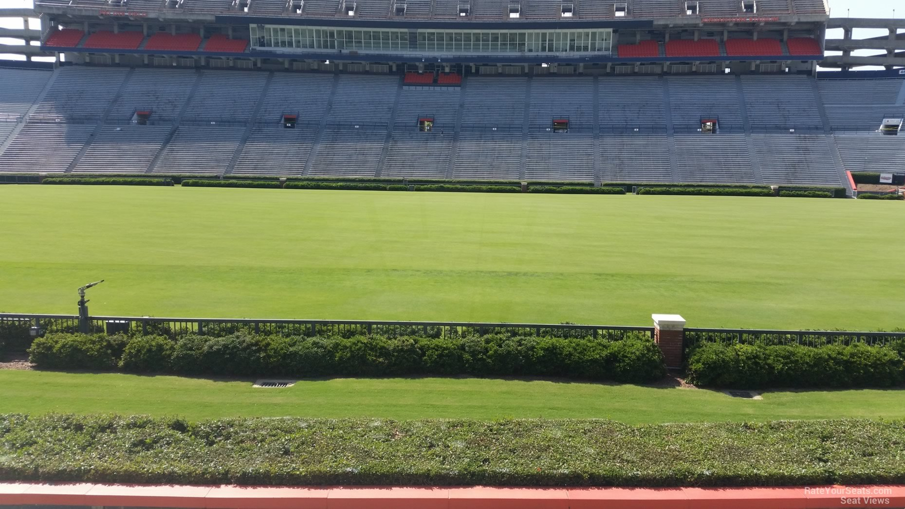 Seat View For Jordan Hare Stadium Section 30