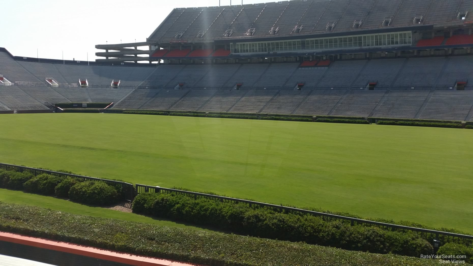 Seat View For Jordan Hare Stadium Section 33