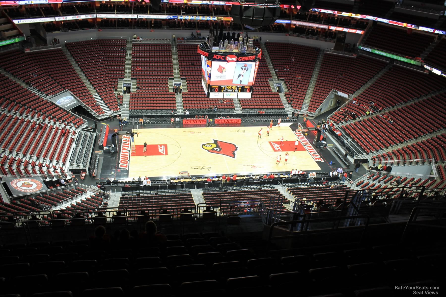 Section 324 seat view