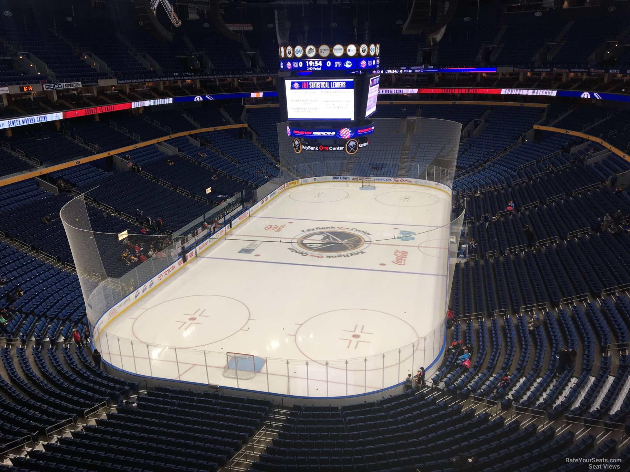 Section 326 seat view