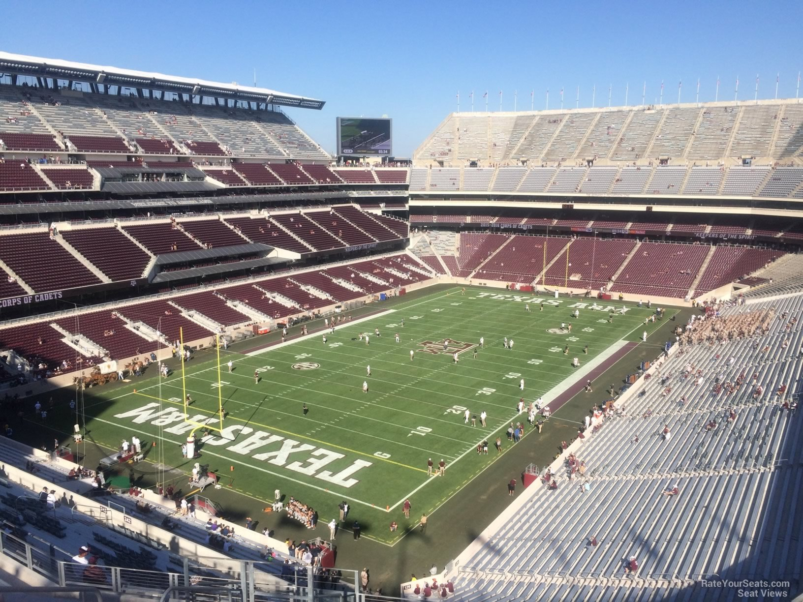 Kyle Field Section 342