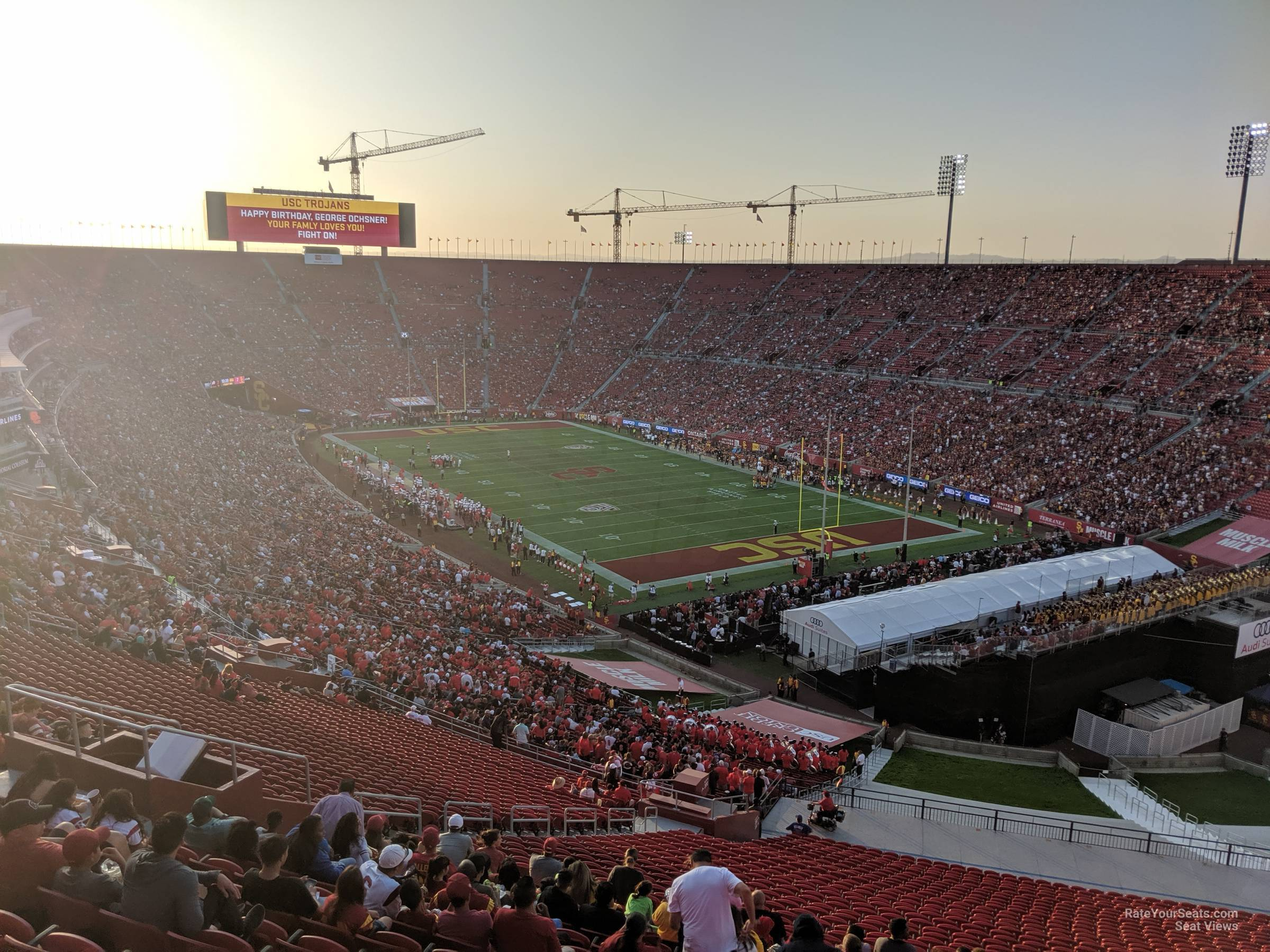 Section 300B seat view