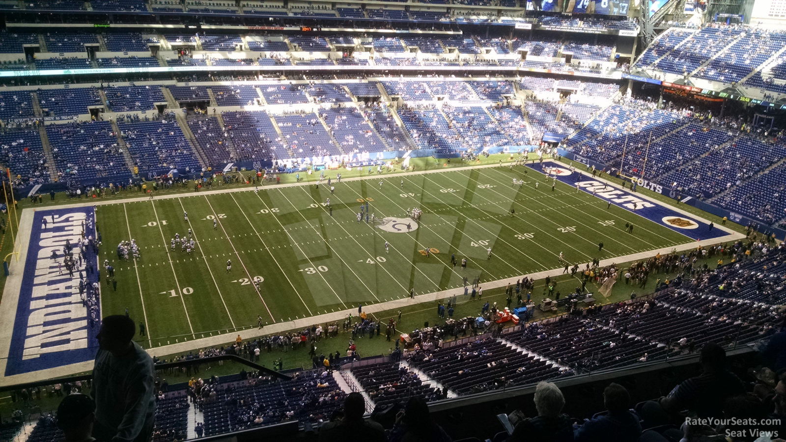 Section 616 seat view