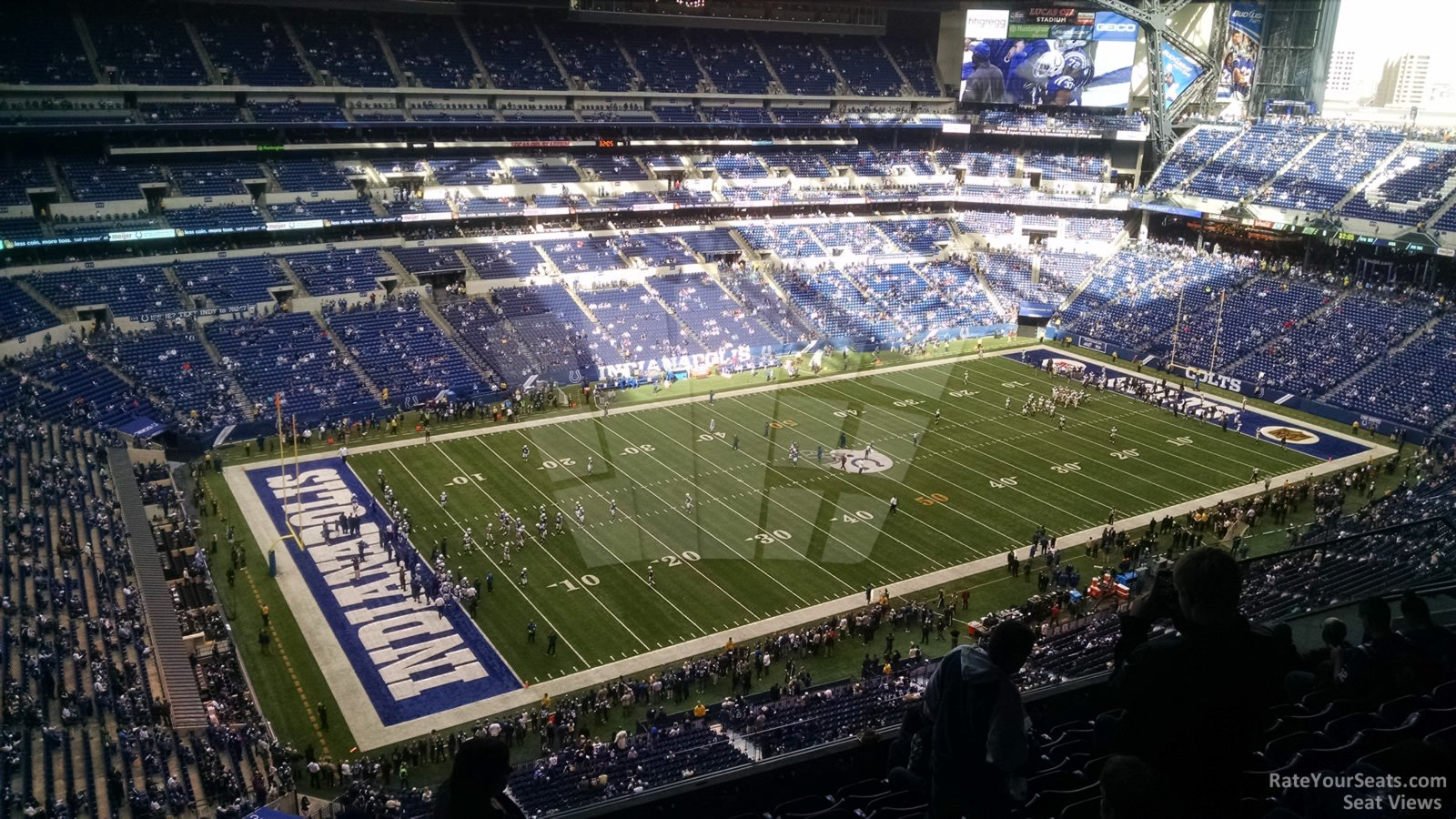 Section 618 seat view