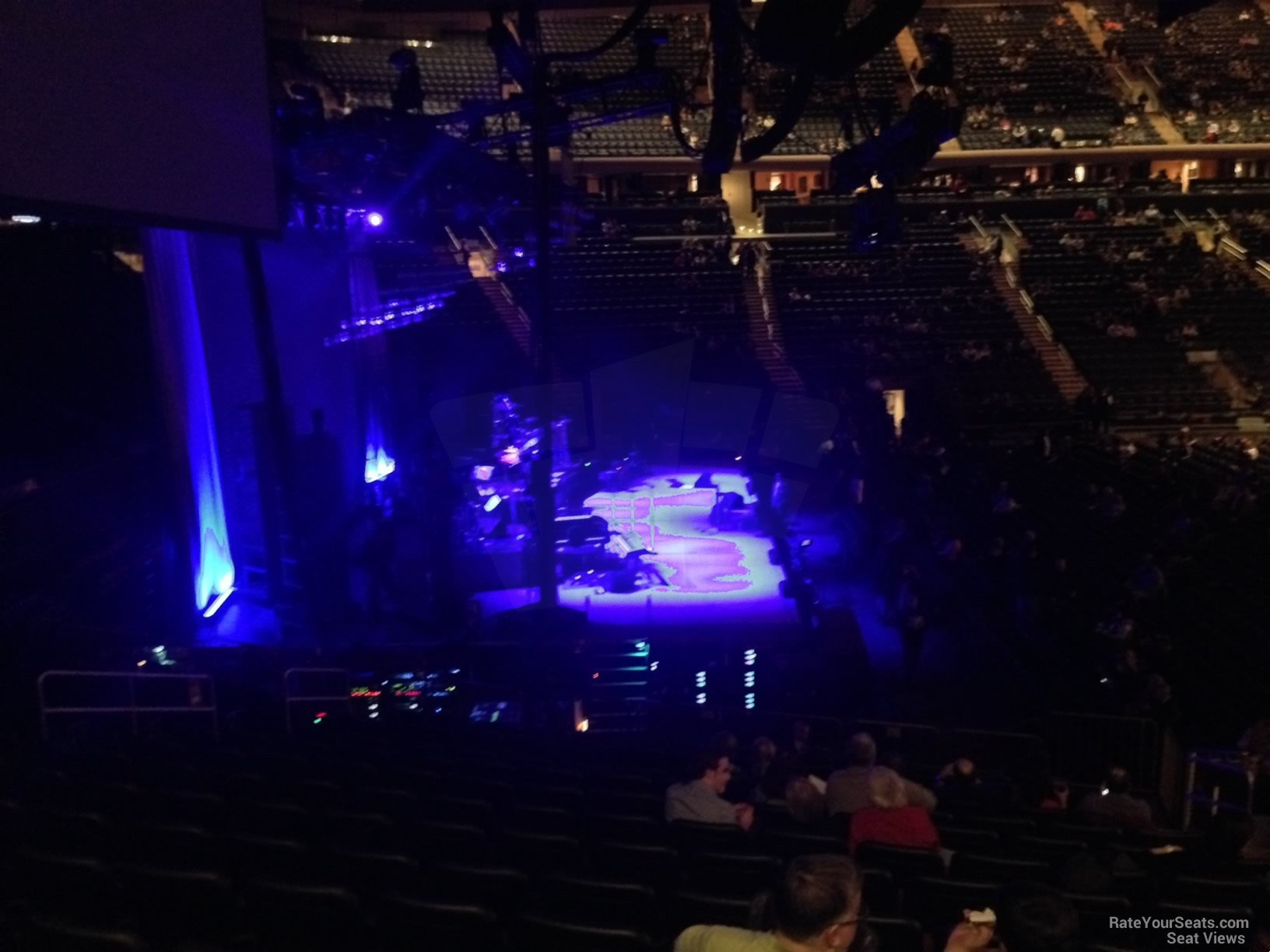 Madison Square Garden Section 115 Row 9 Garden Ftempo