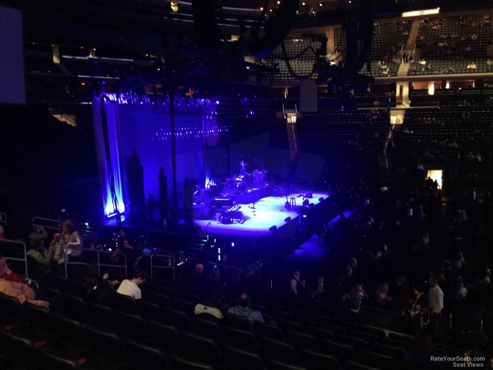 Madison Square Garden Section 116 Concert Seating RateYourSeatscom