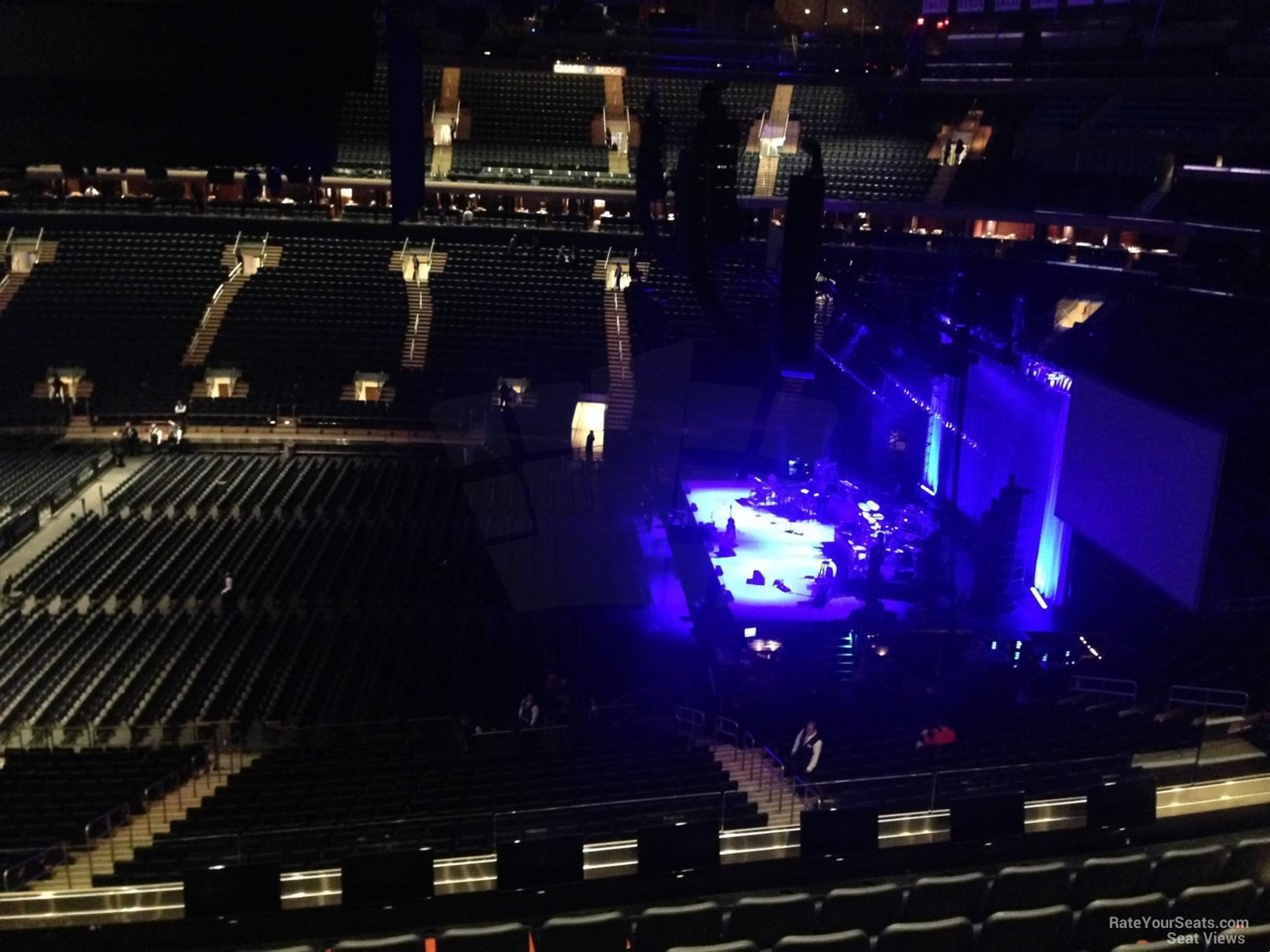 Madison Square Garden Section 212 Concert Seating