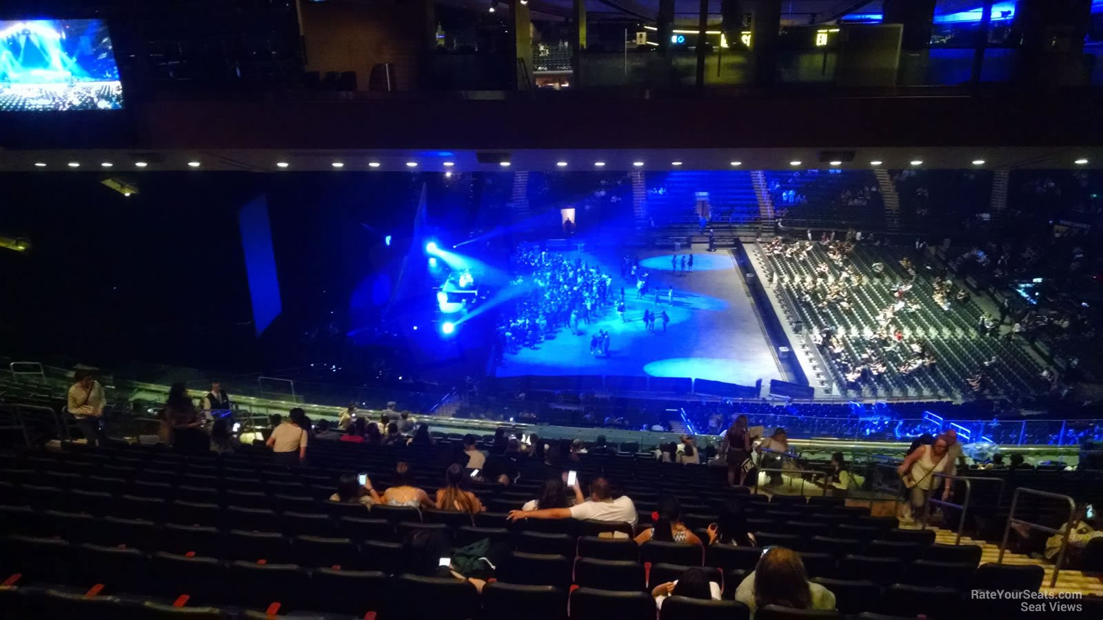 Madison Square Garden Section 223 Concert Seating