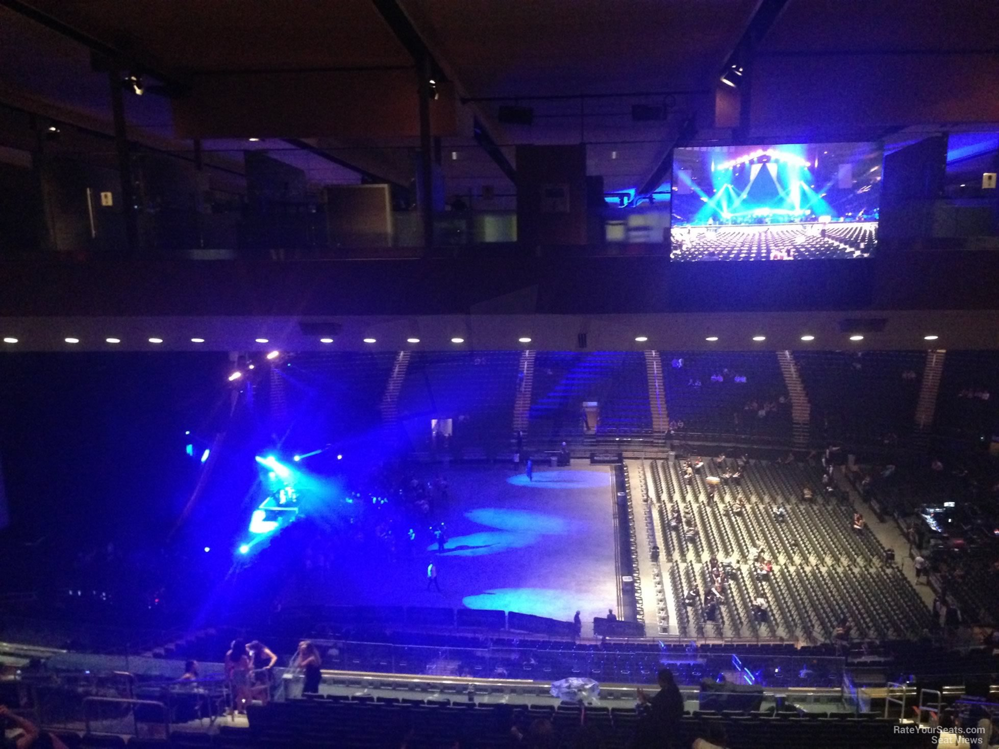 Madison Square Garden Section 224 Concert Seating