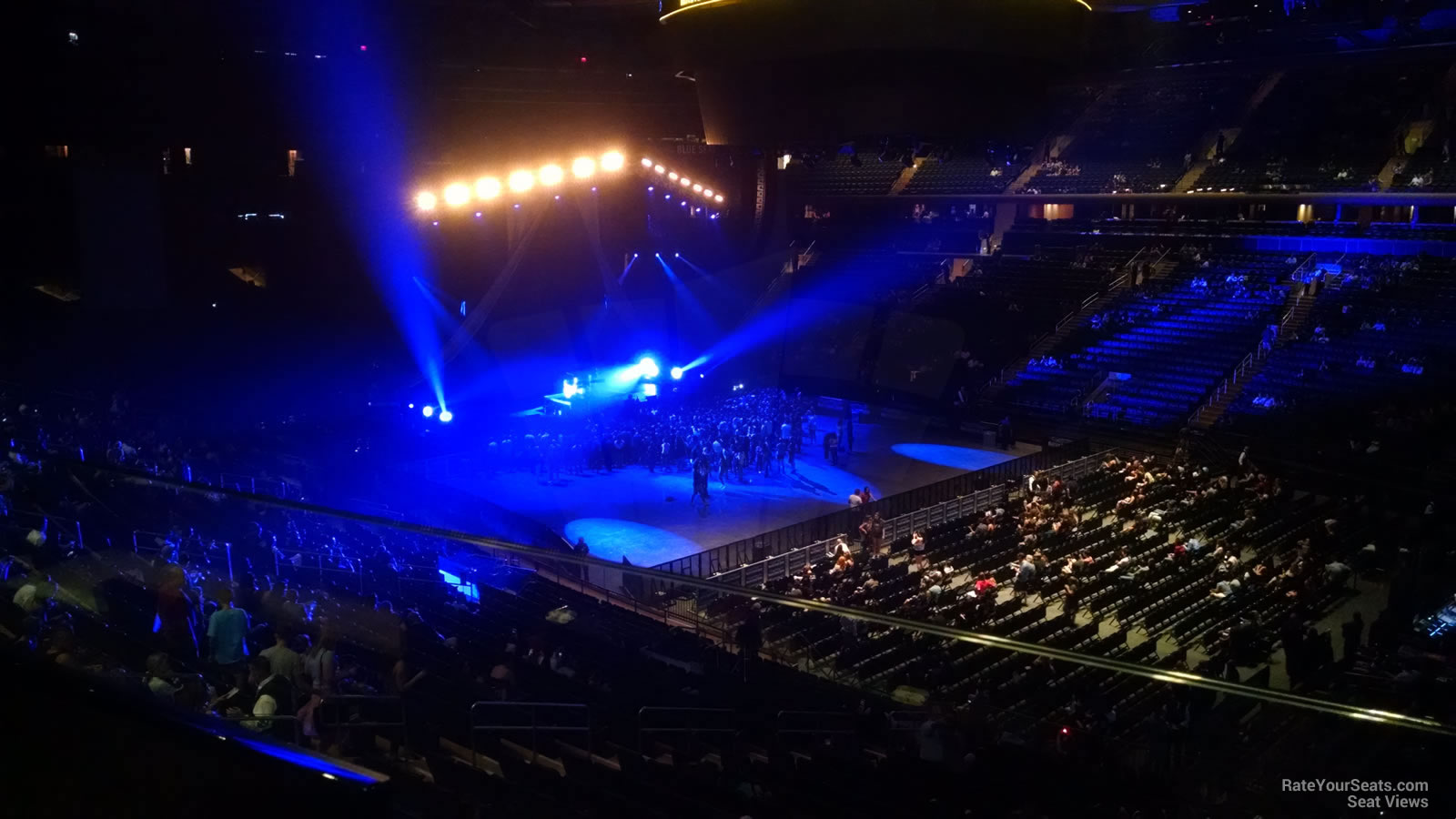 Madison Square Garden Section 227 Concert Seating