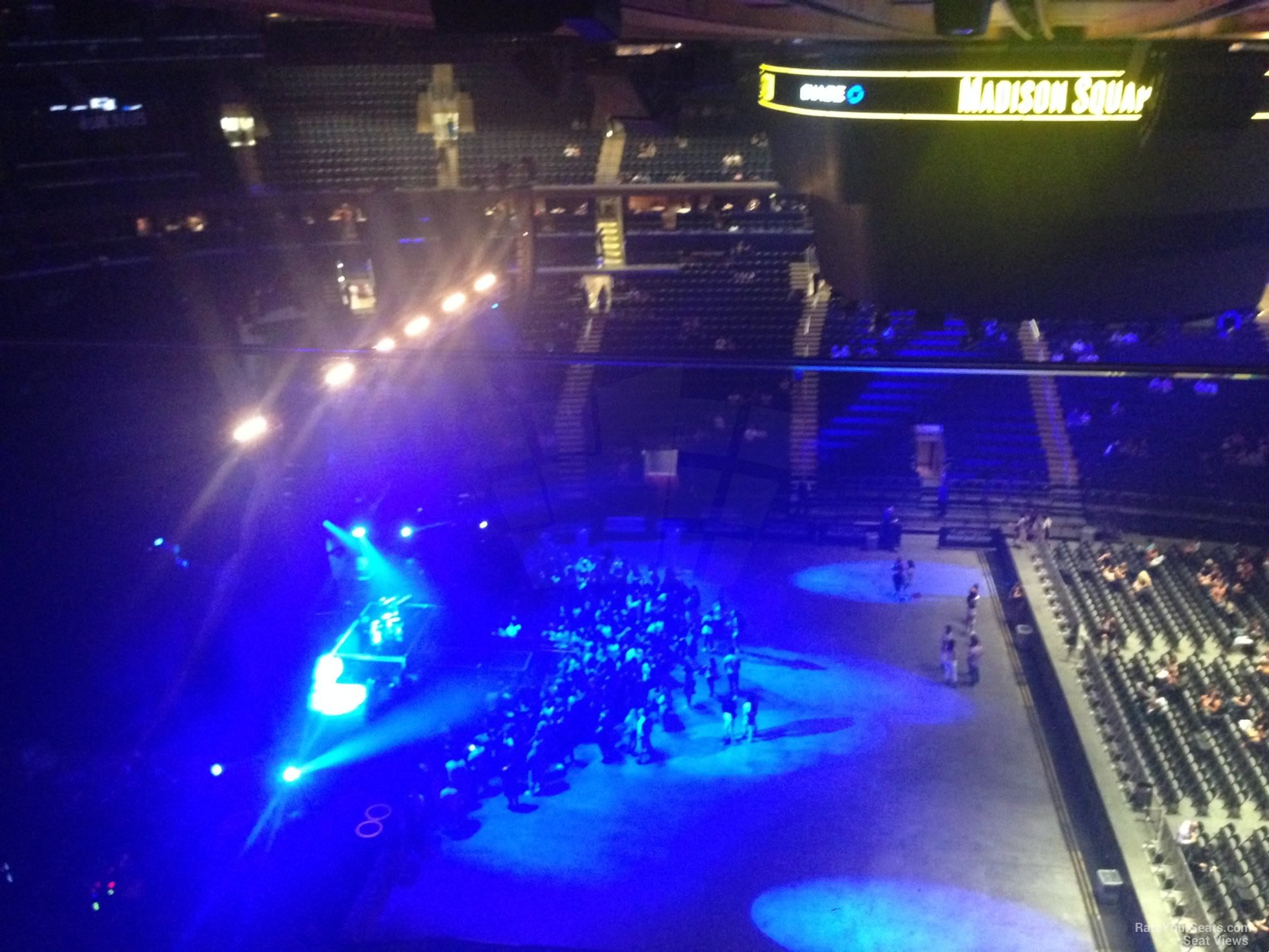Madison Square Garden Section 326 Concert Seating