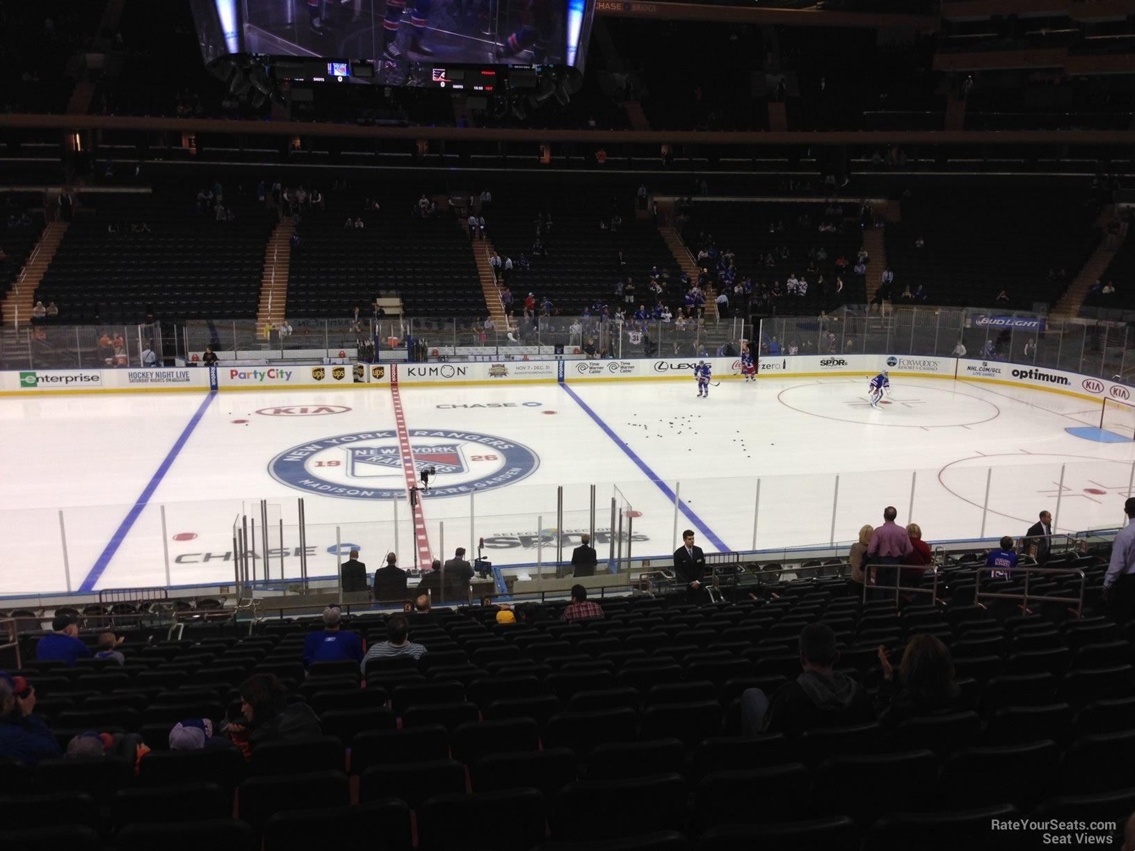 Madison Square Garden Club Seats Brokeasshome Com