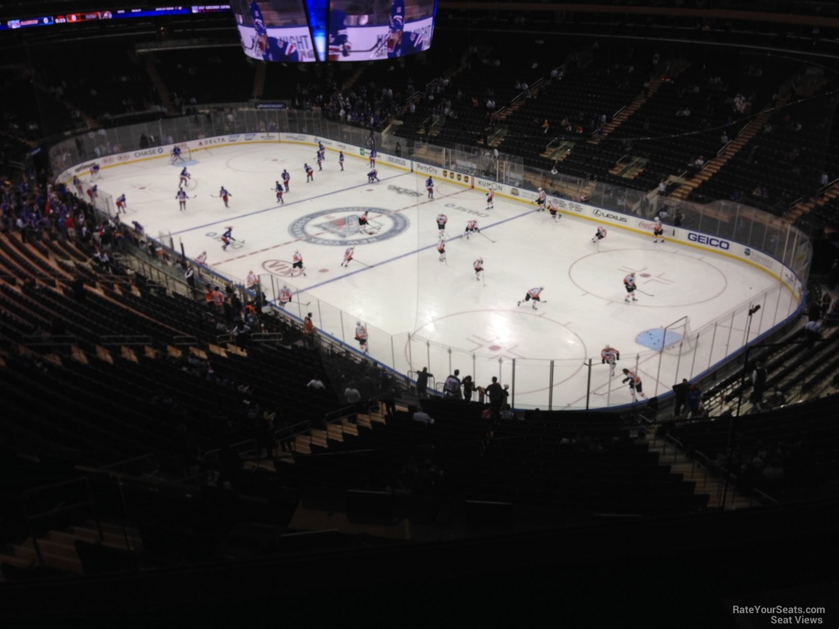 Section 413 seat view