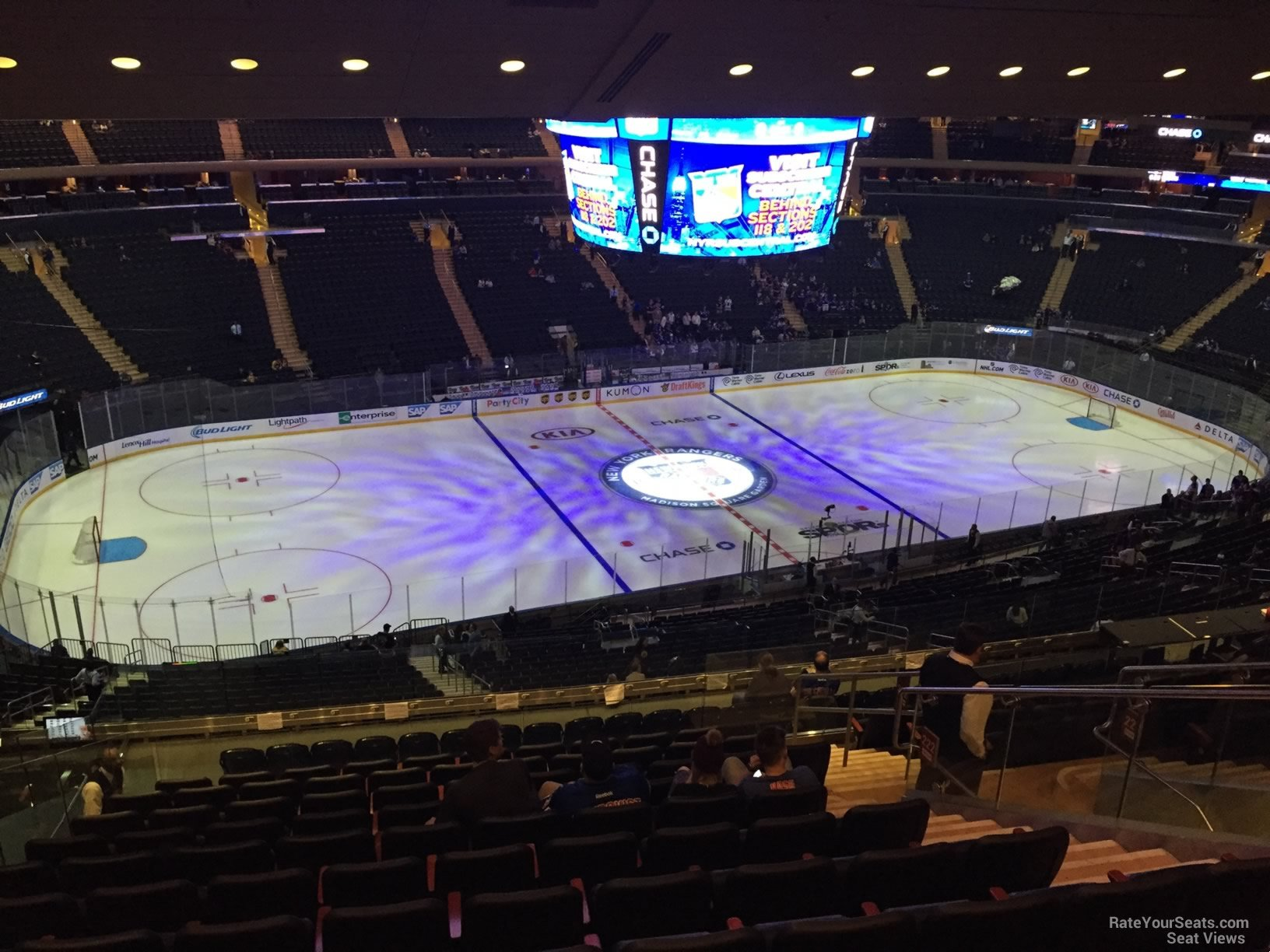 Madison Square Garden: Obstructed View Seats Madison Square Garden