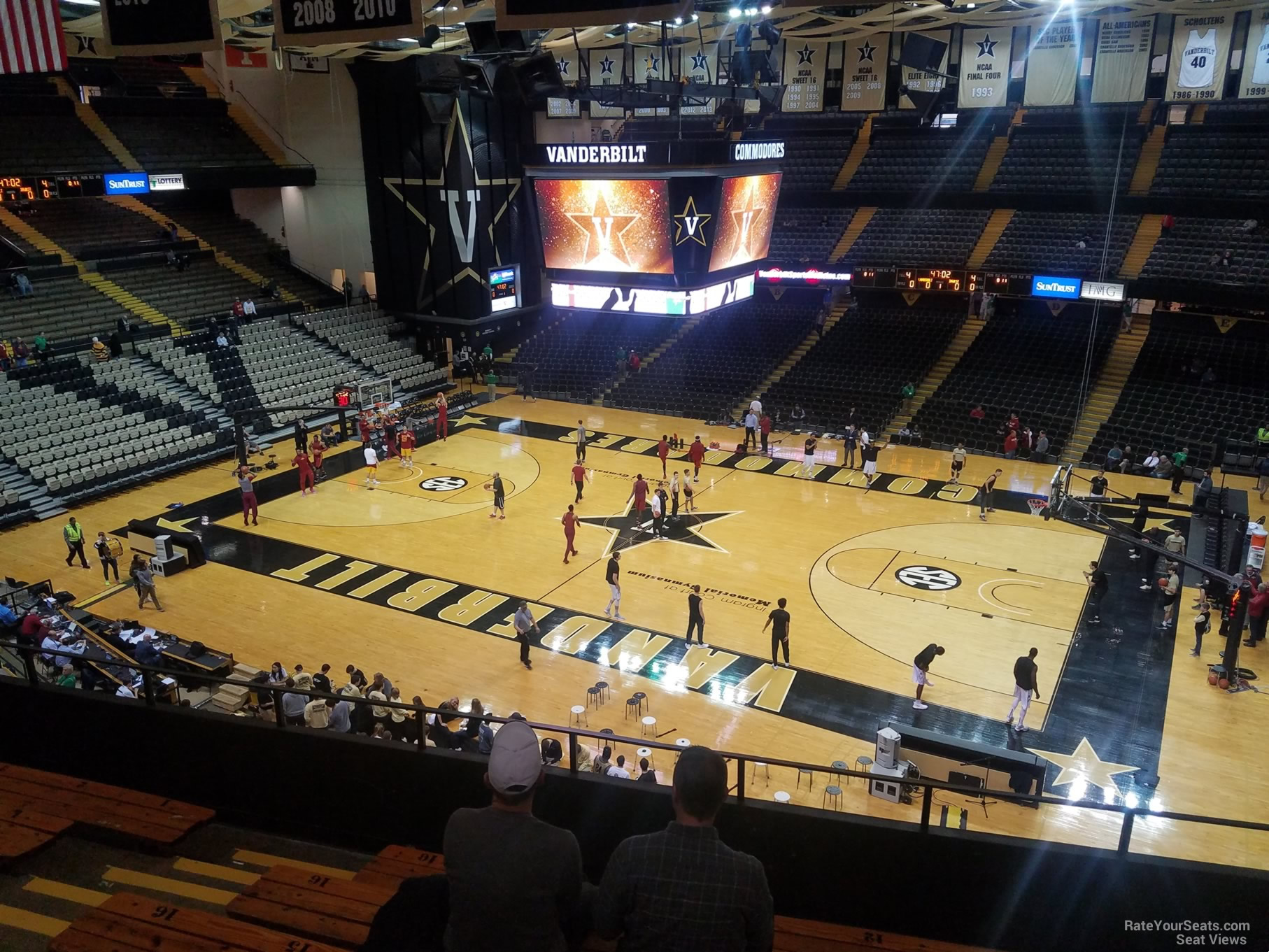 Vanderbilt Basketball Stadium