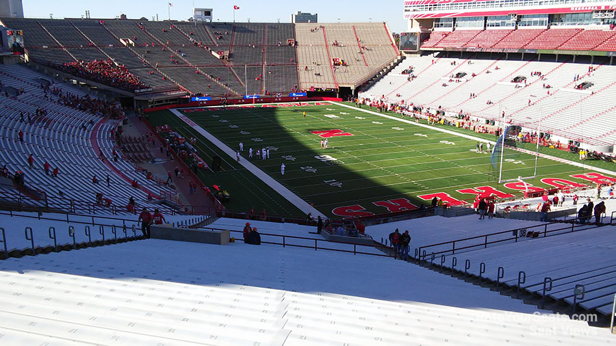 Section 39 seat view