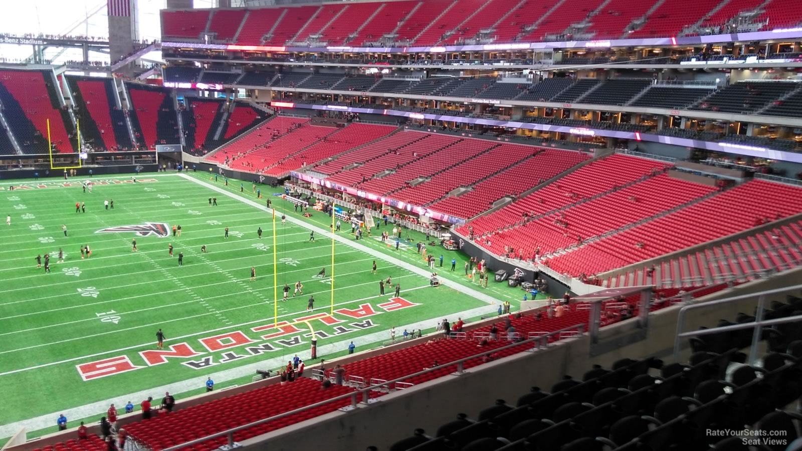 Mercedes benz stadium atlanta tickets schedule autos post for Mercedes benz stadium calendar