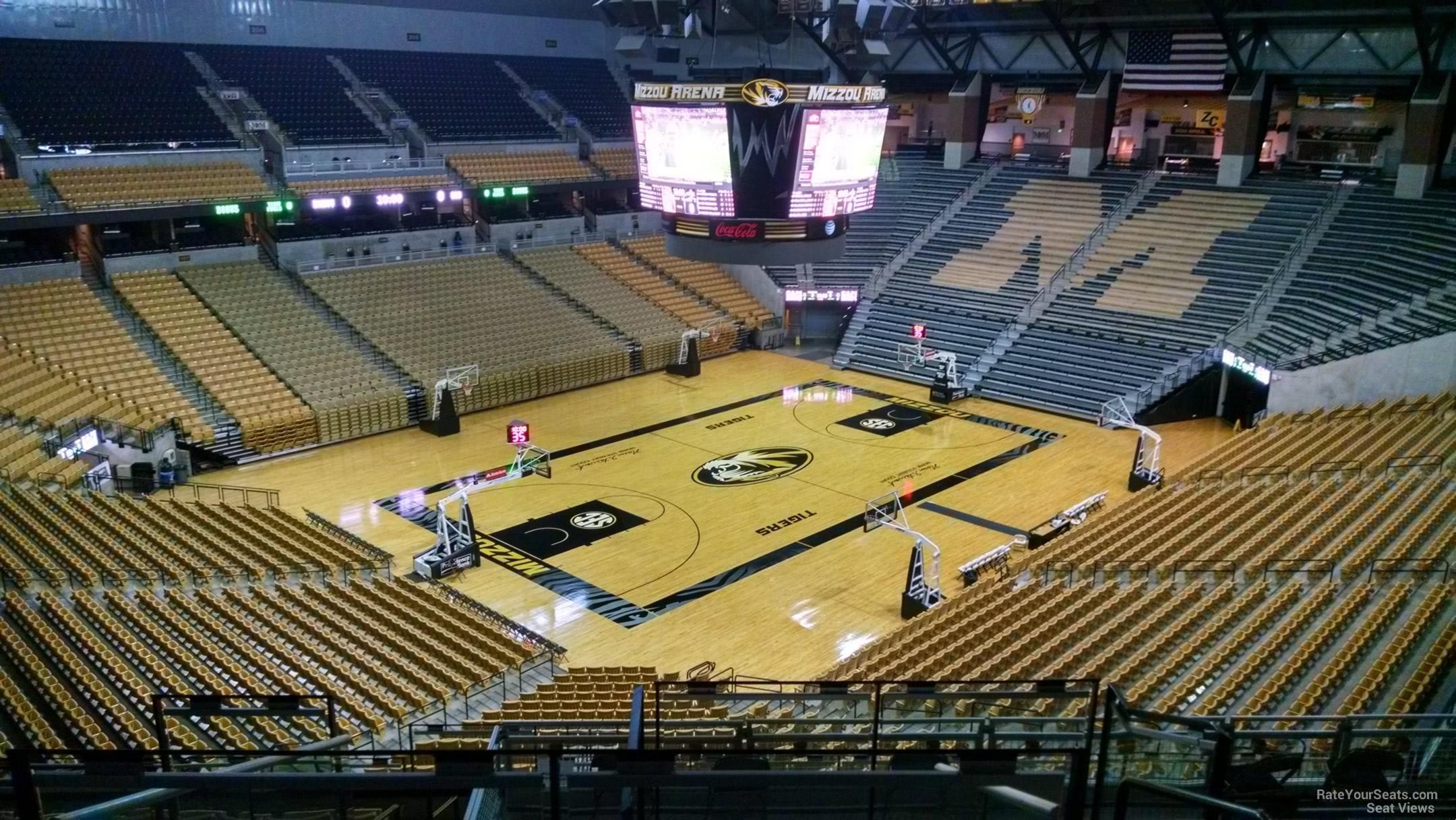 Mizzou Arena Seating Brokeasshome Com