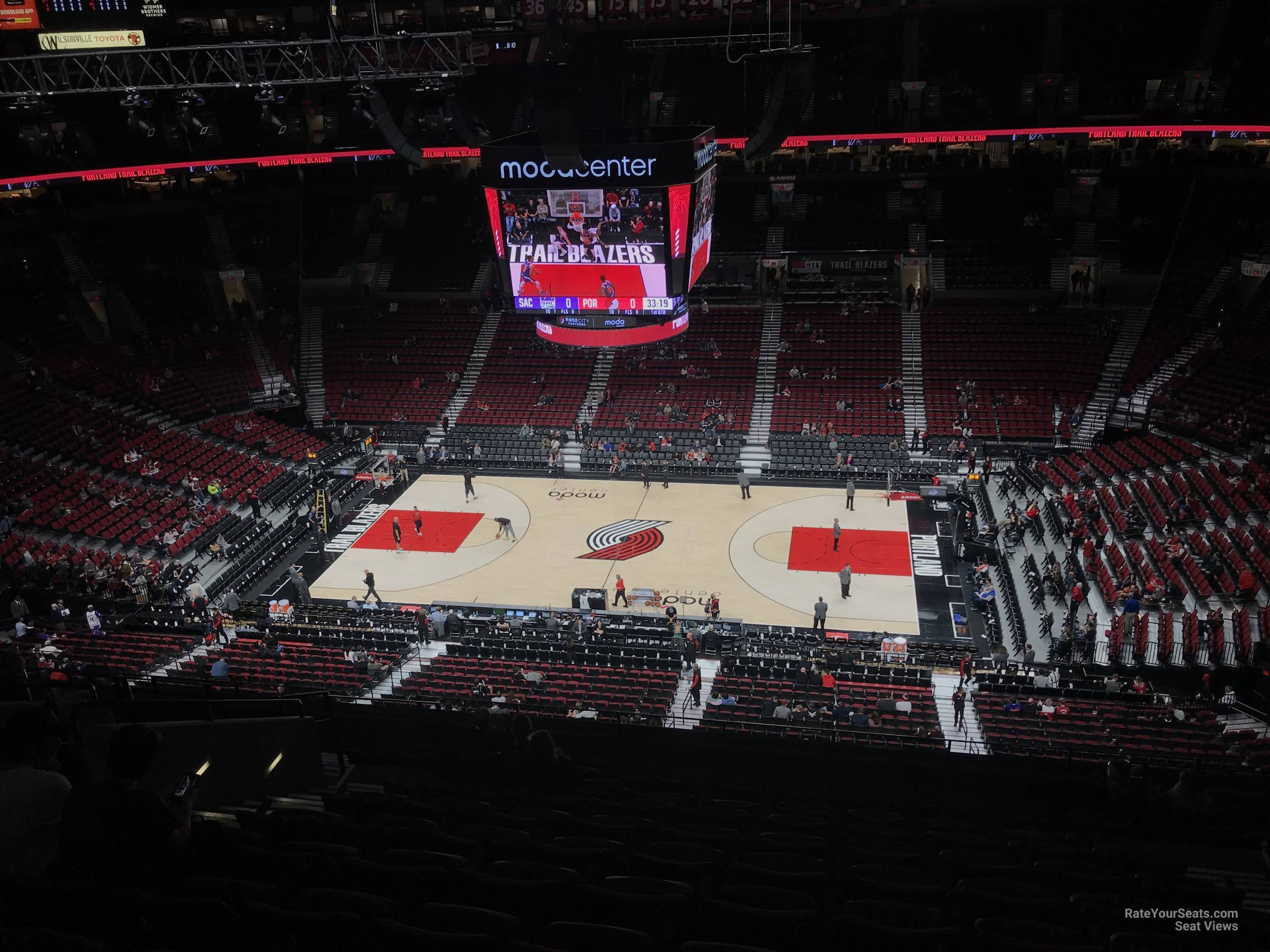 Section 334 seat view