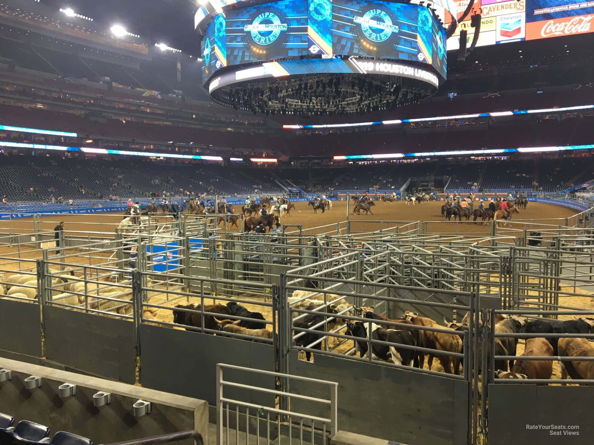 Nrg Stadium Section 134 Concert Seating Rateyourseats Com