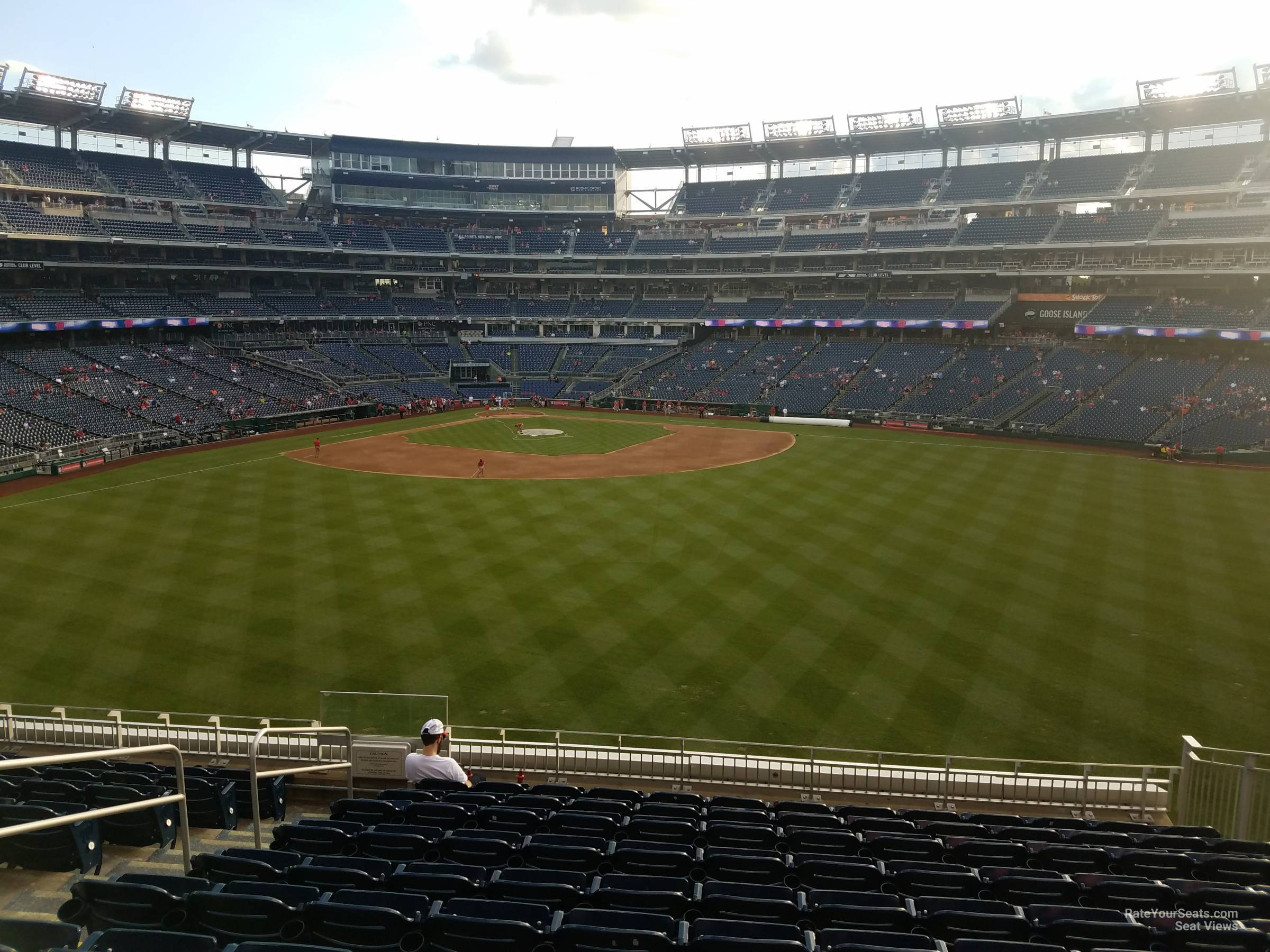 Section 243 seat view