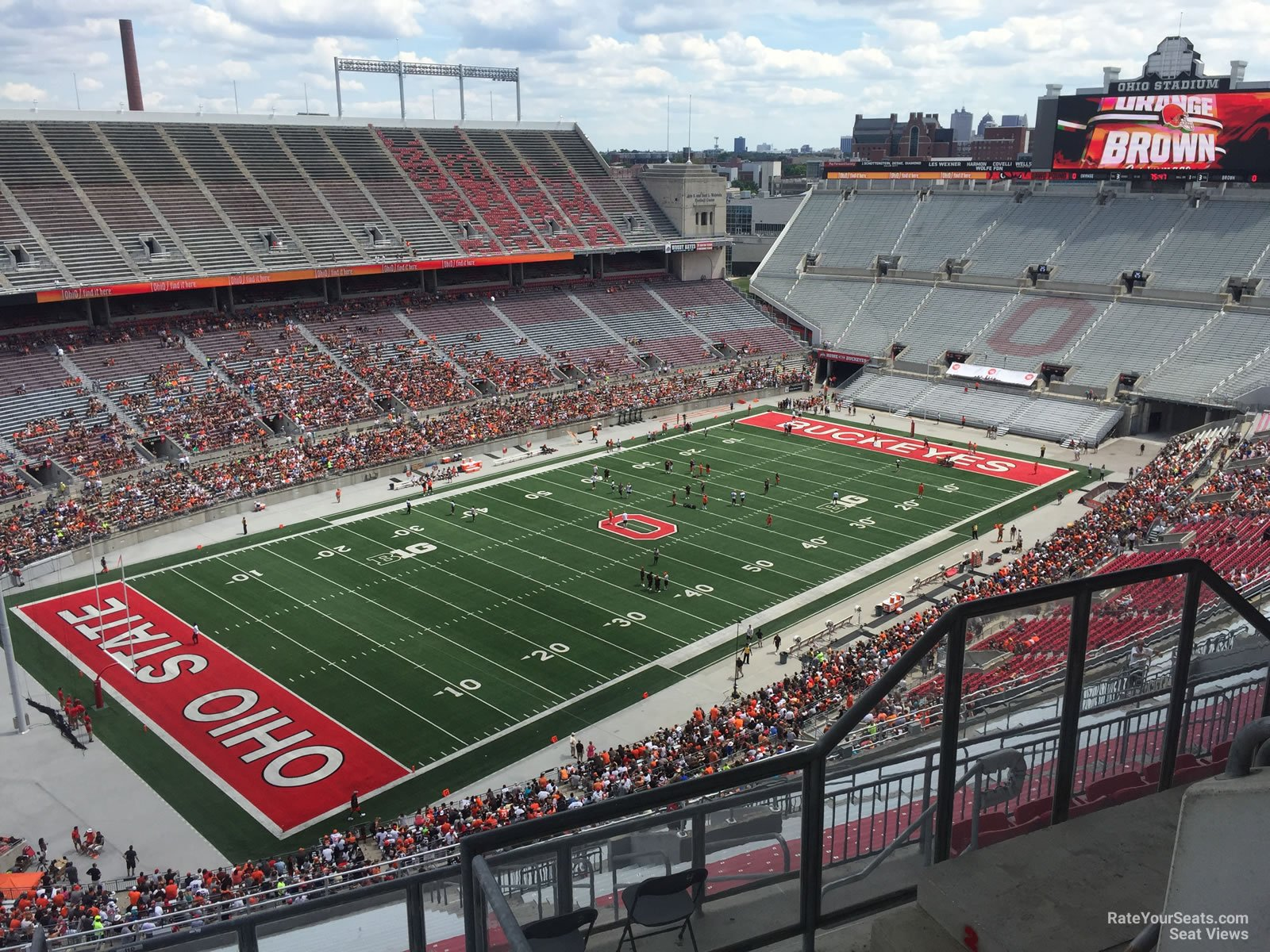 Ohio Stadium Section 11c Rateyourseats Com