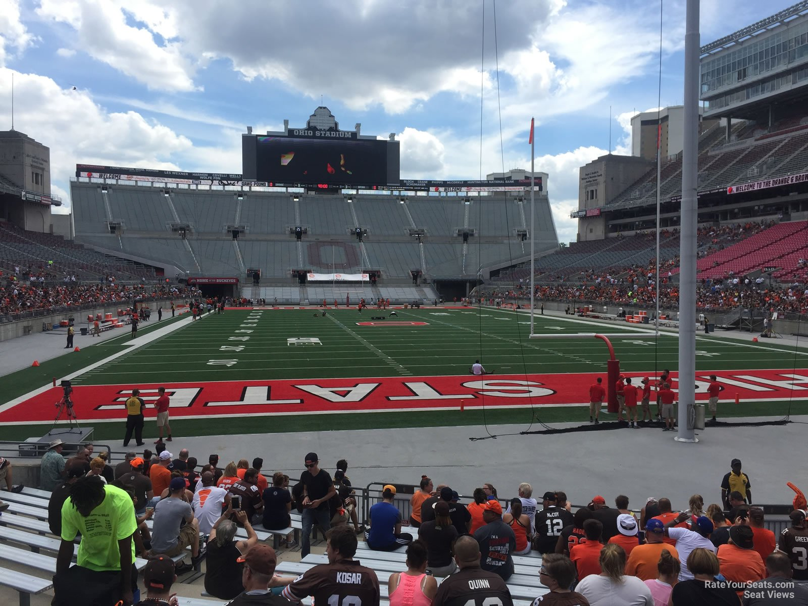 Seat View for Ohio Stadium Section 6AA