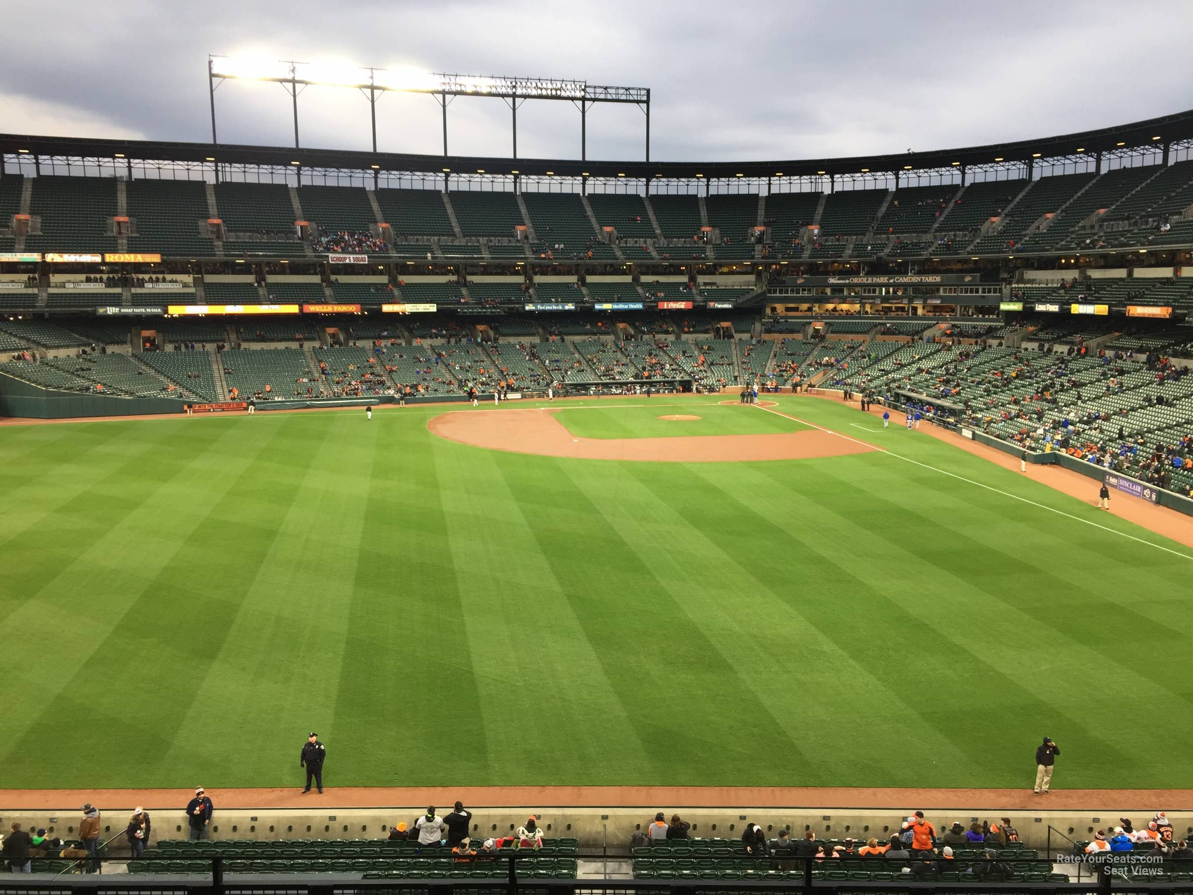 Camden Yards Virtual Seating Brokeasshome Com