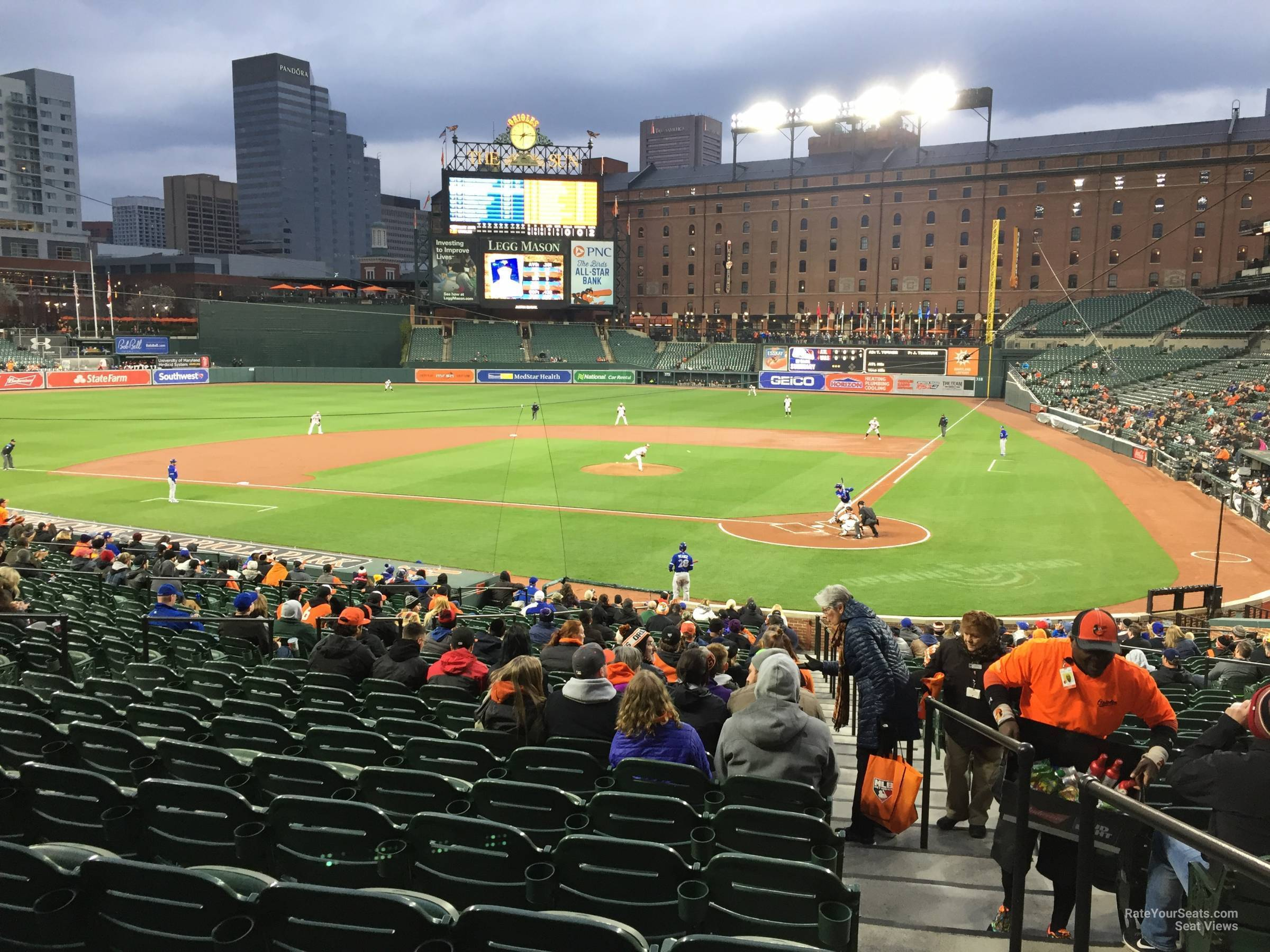 Oriole Park Section 44 Rateyourseats Com